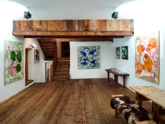 Galerie Peter Vann Slide 1