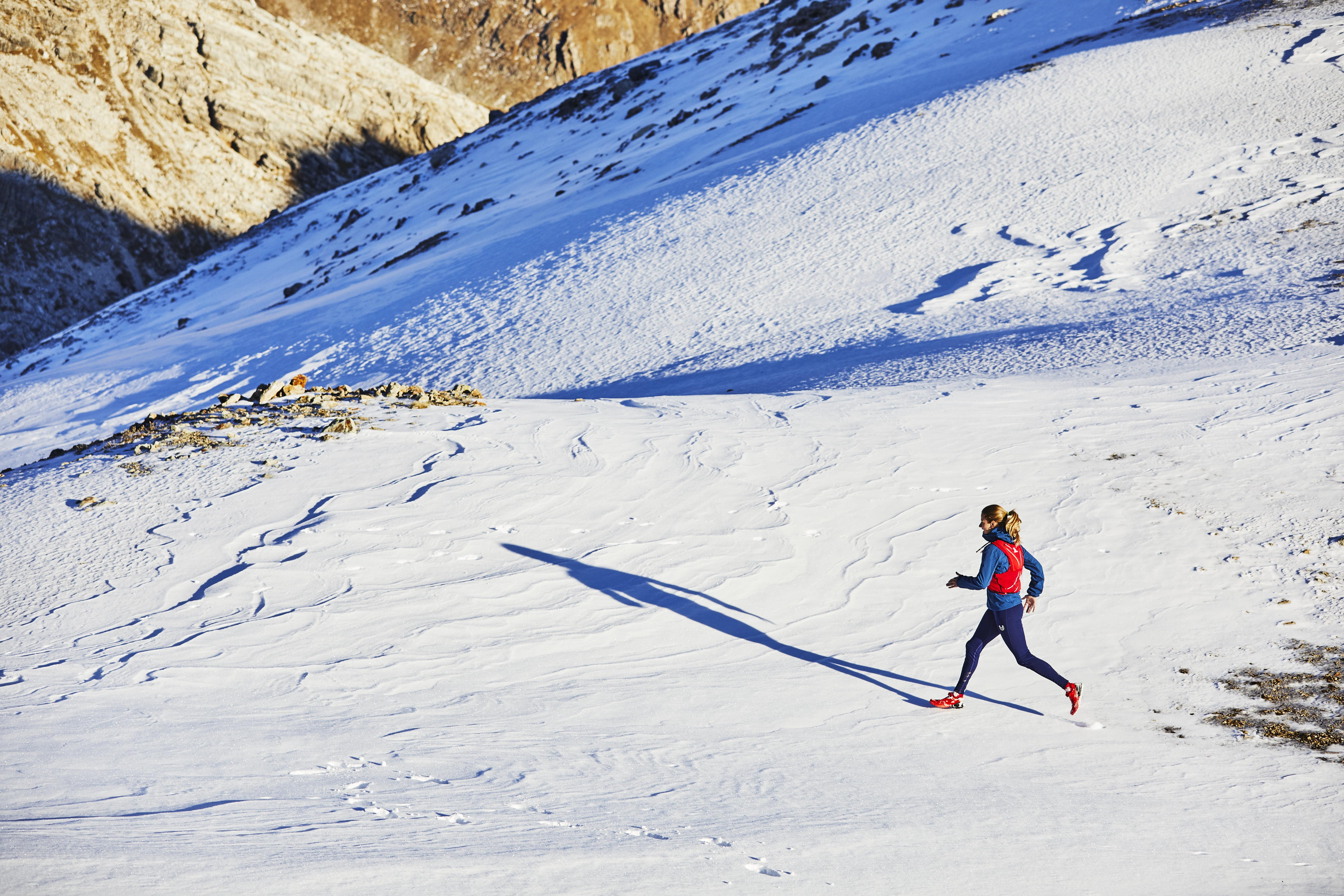 Winter Trailrunning