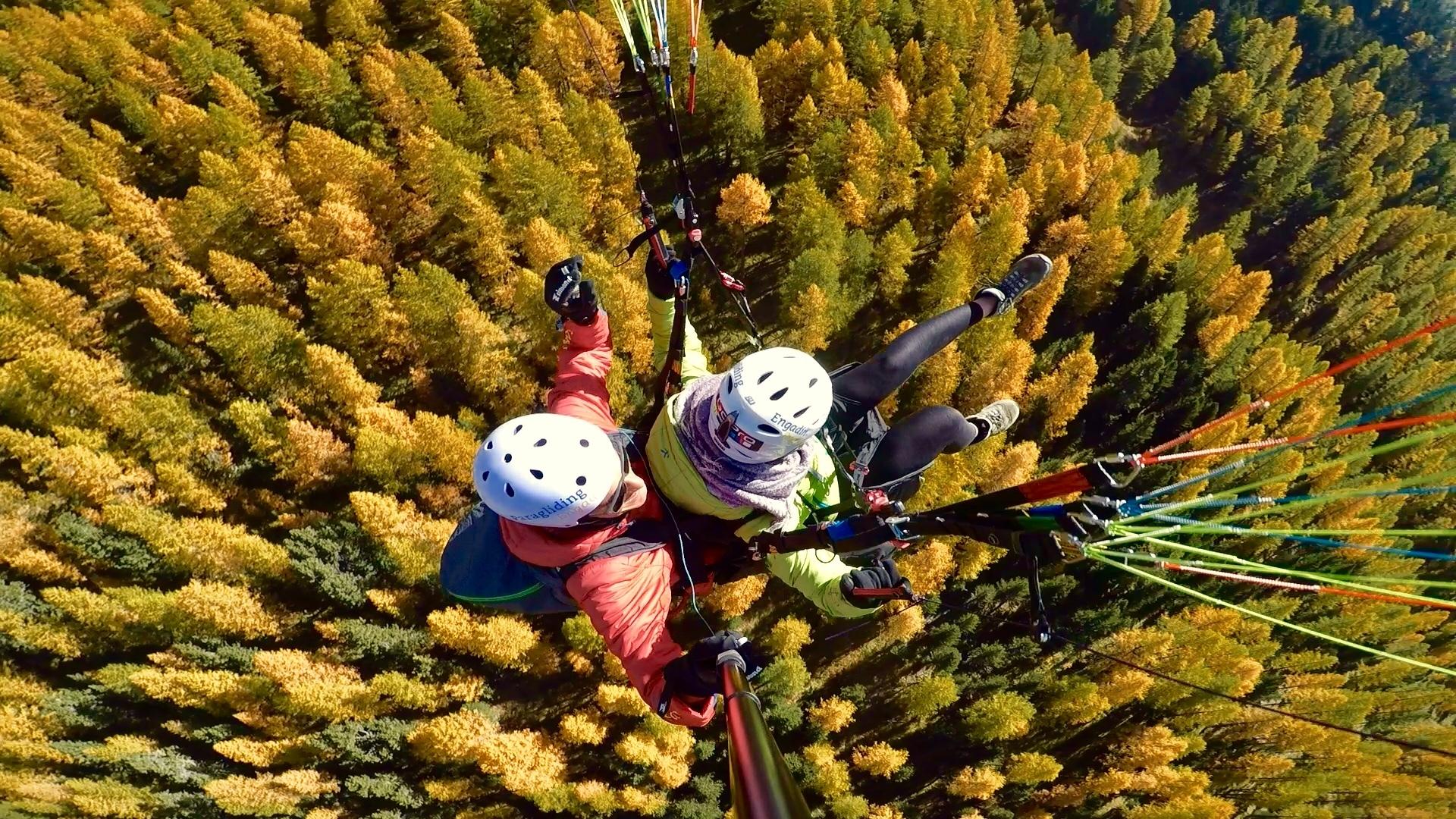 Paragliding Engadin GmbH Slide 5