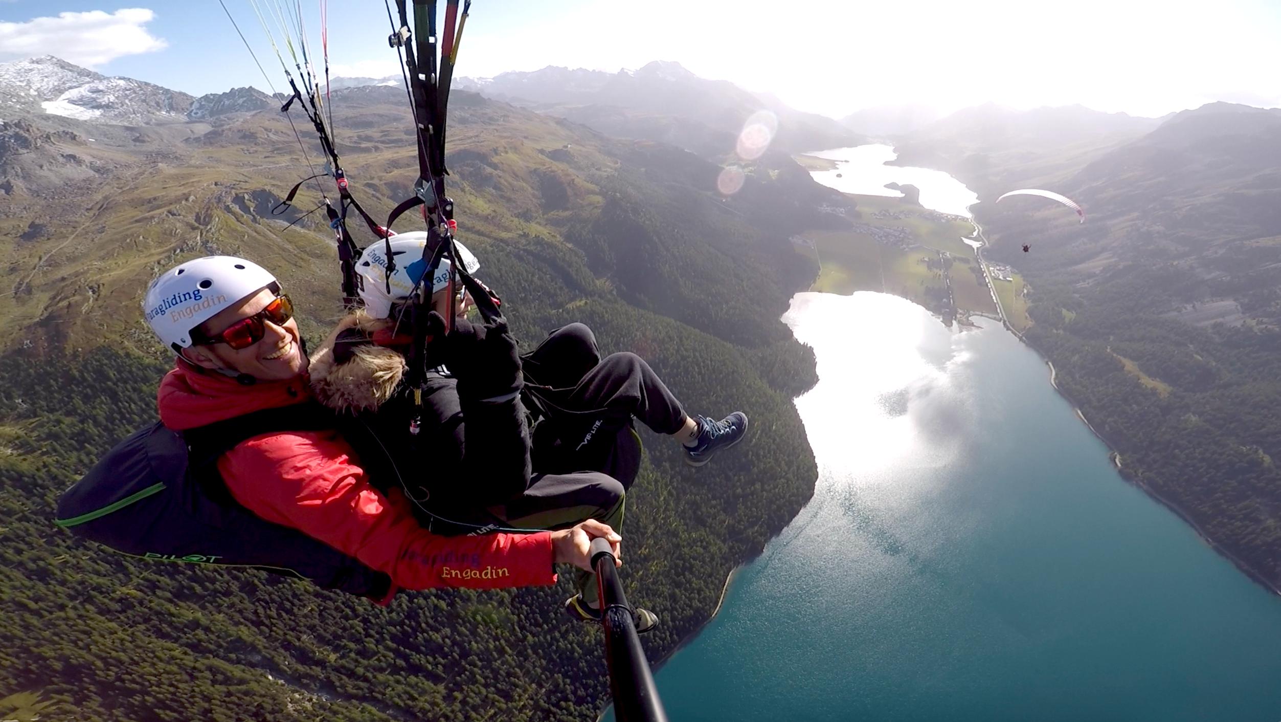 Paragliding Engadin GmbH Slide 6