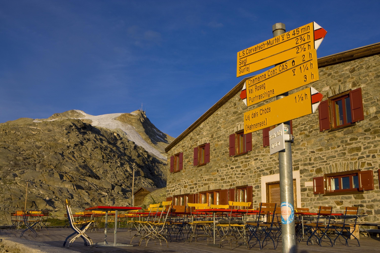 Berghaus Fuorcla Surlej Slide 5