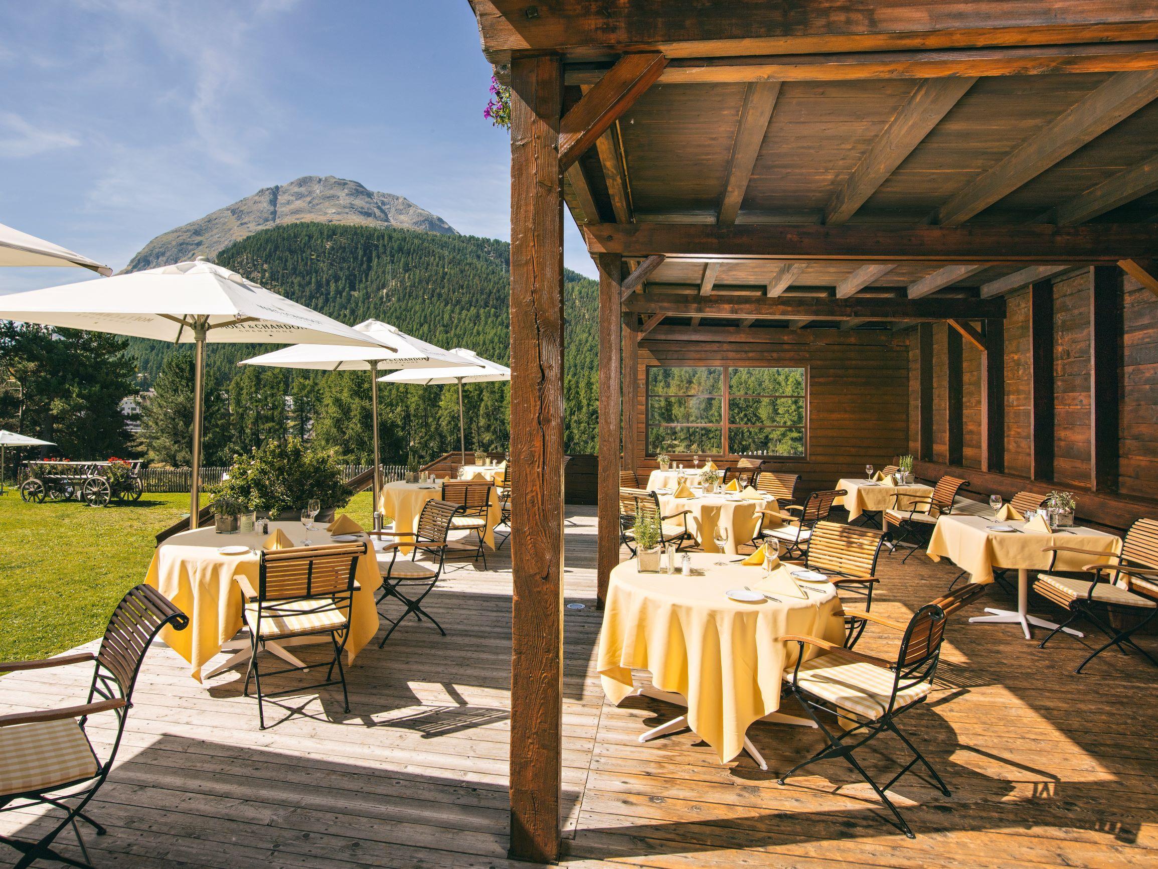 Grand Hotel Kronenhof - Le Pavillon Slide 6