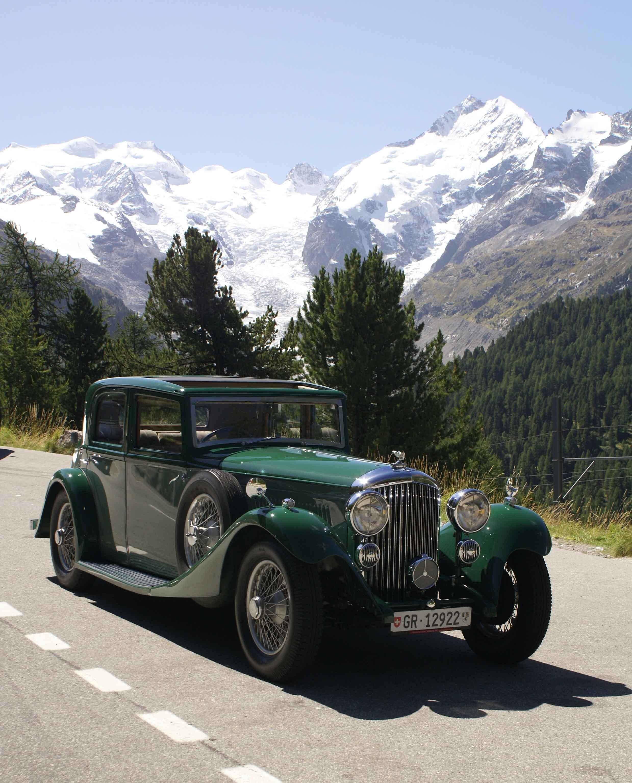 Bentley 3.5 litre Sports Saloon