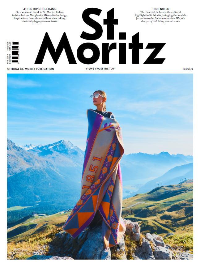 St. Moritz Magazin