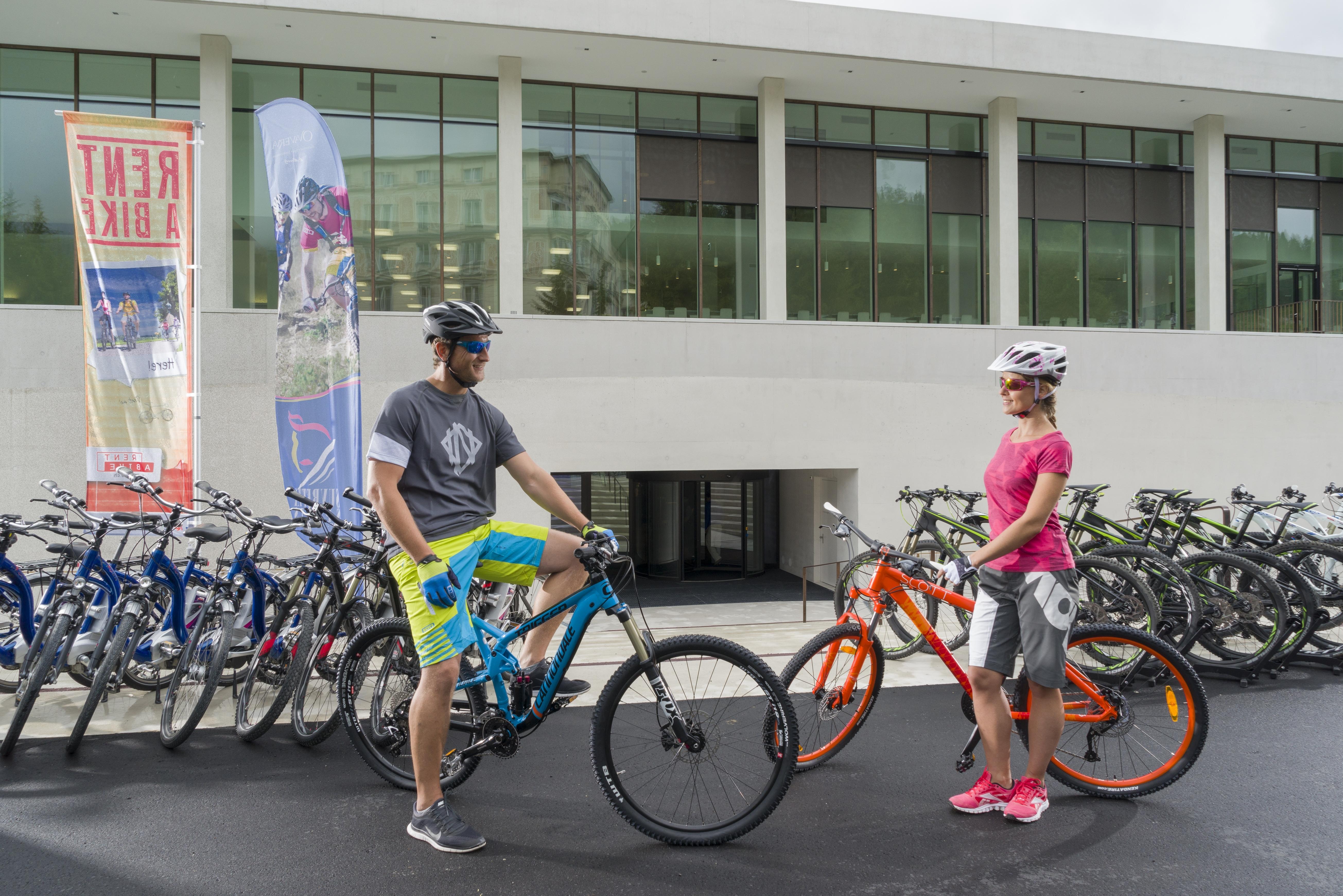 Suvretta Sports - Nordic und Bike Center Slide 4