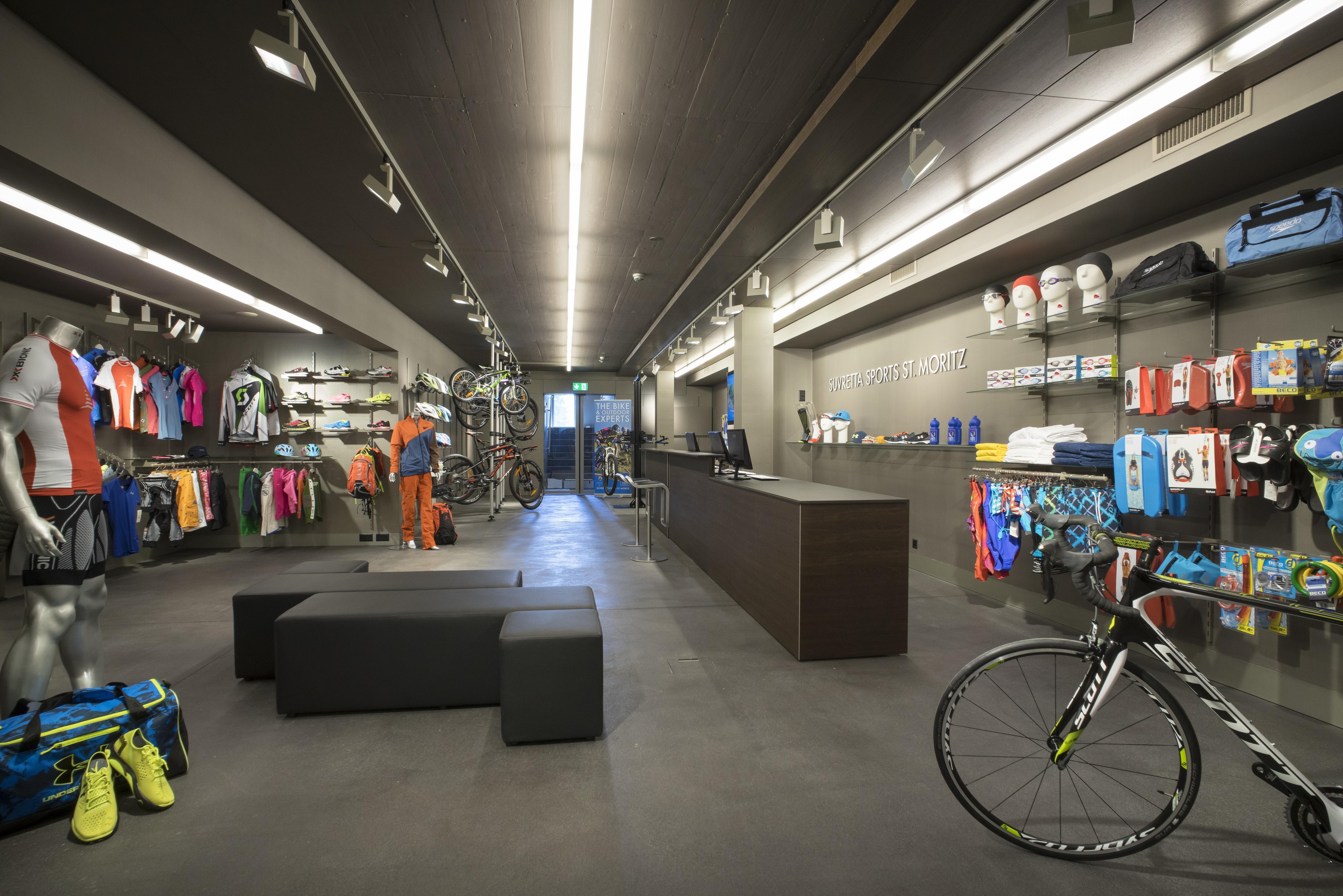 Suvretta Sports - Nordic und Bike Center Slide 5