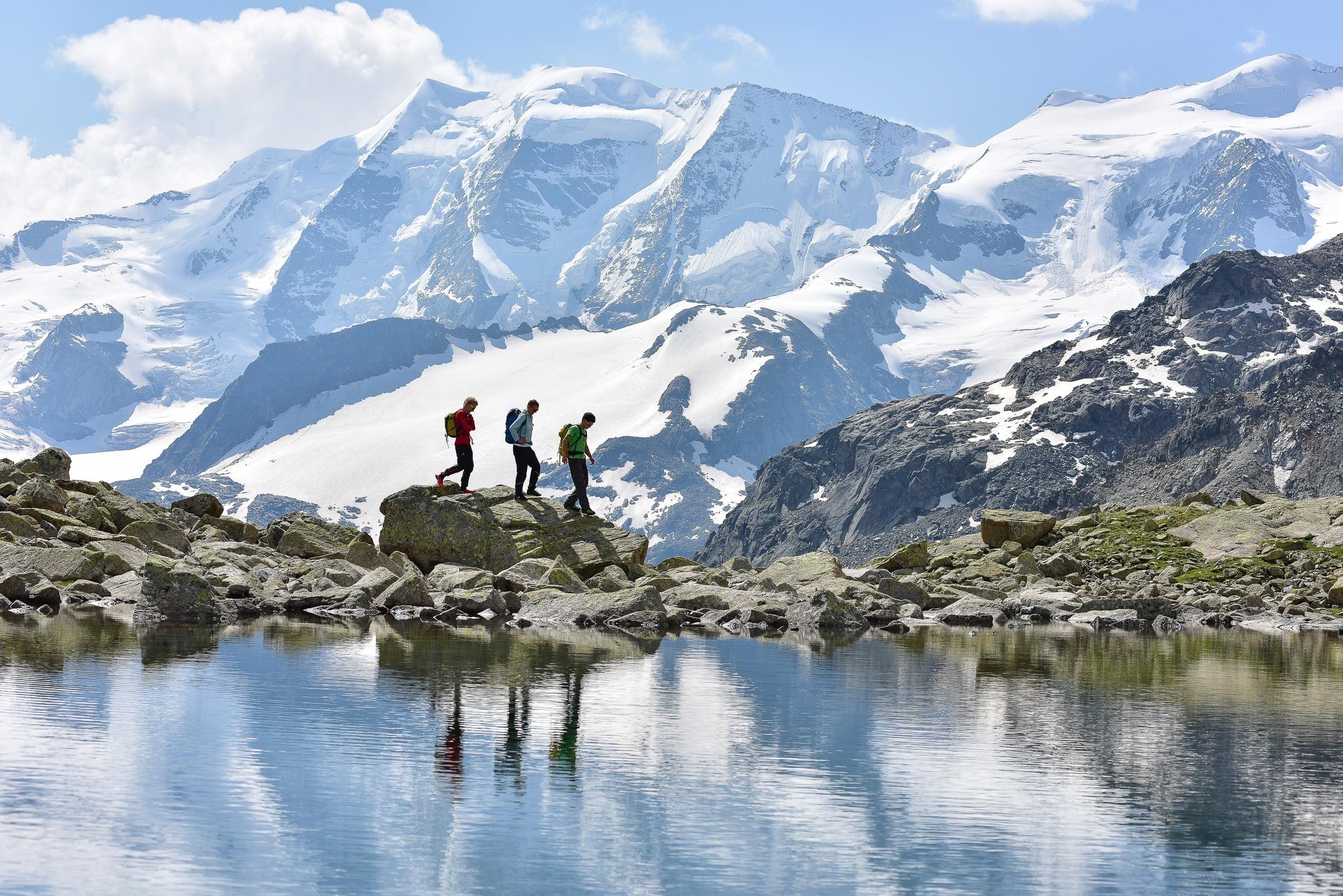 Faszination Bergwelt – der Festsaal der Alpen