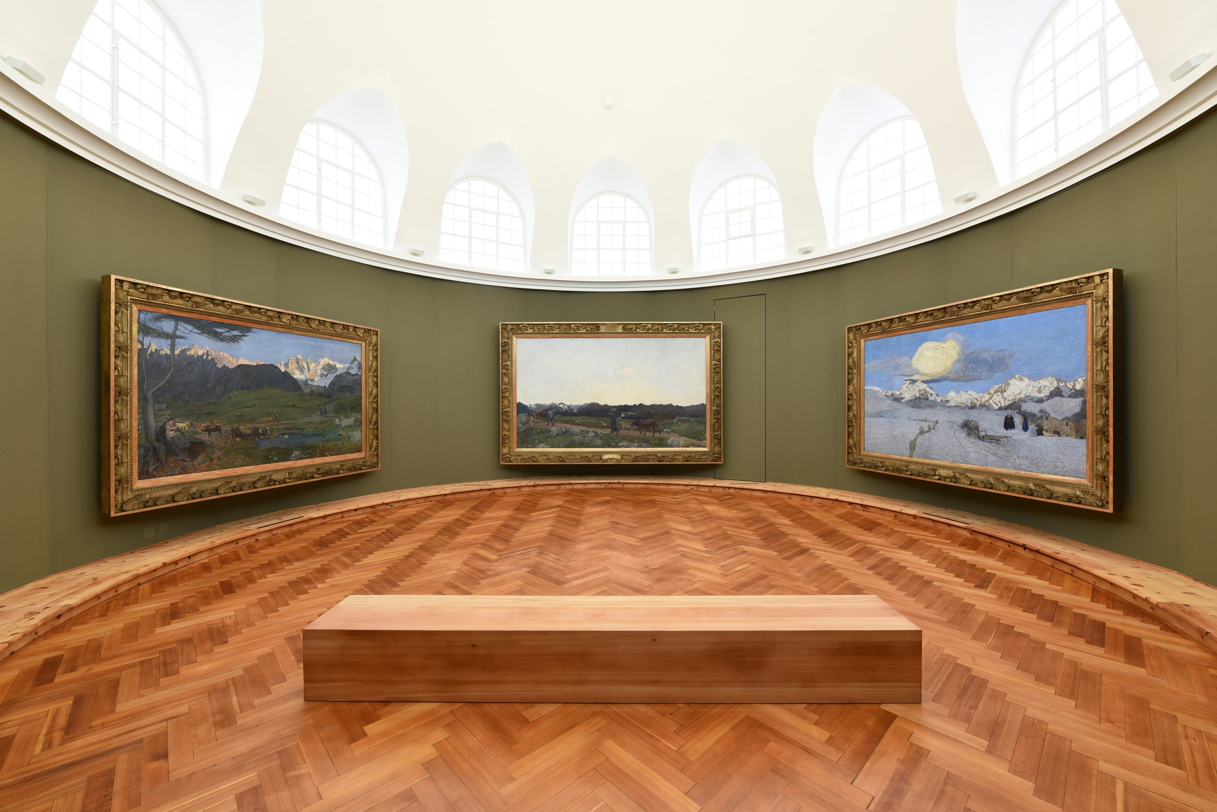 Segantini Museum Slide 3