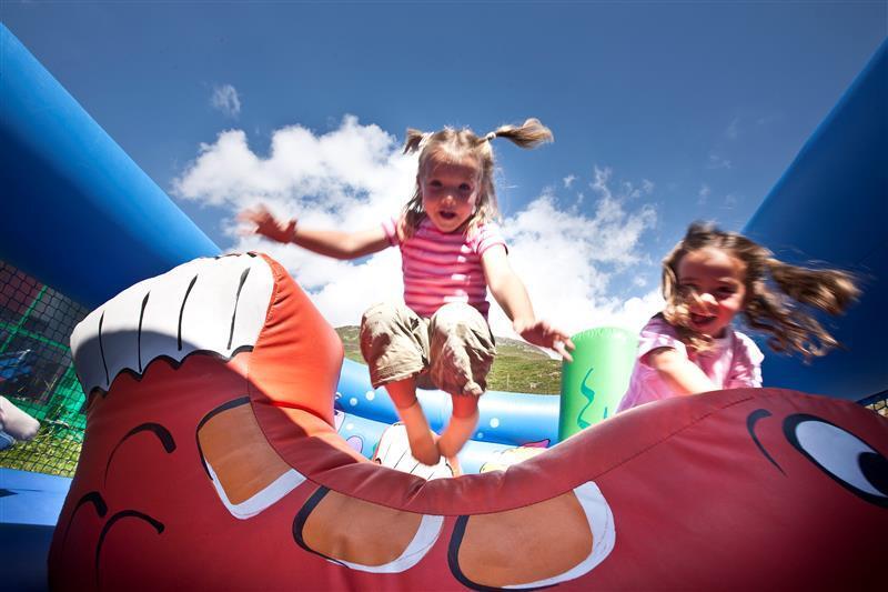 Kinderspielplatz Marguns Slide 1
