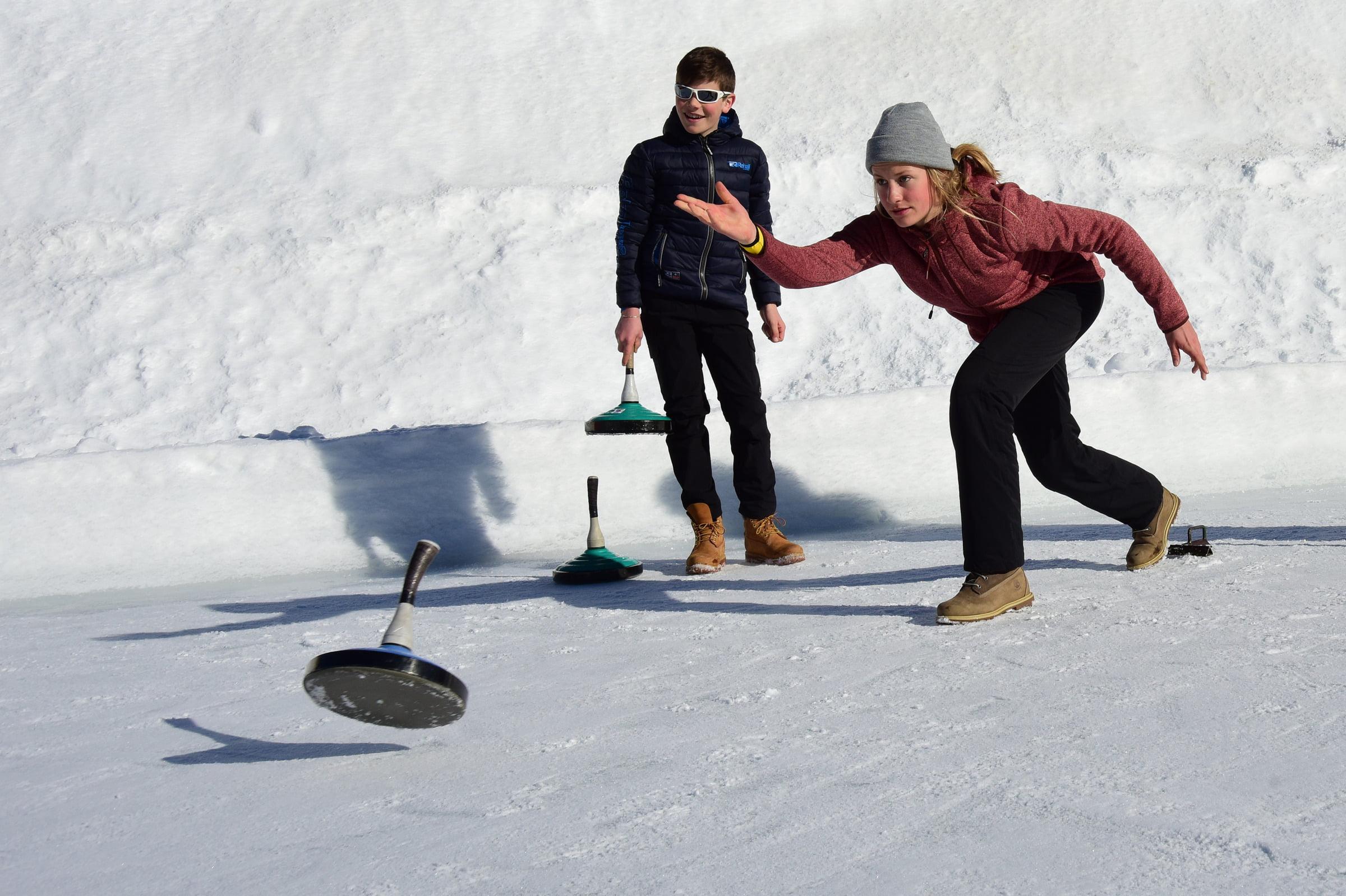 Wintersport Tradition