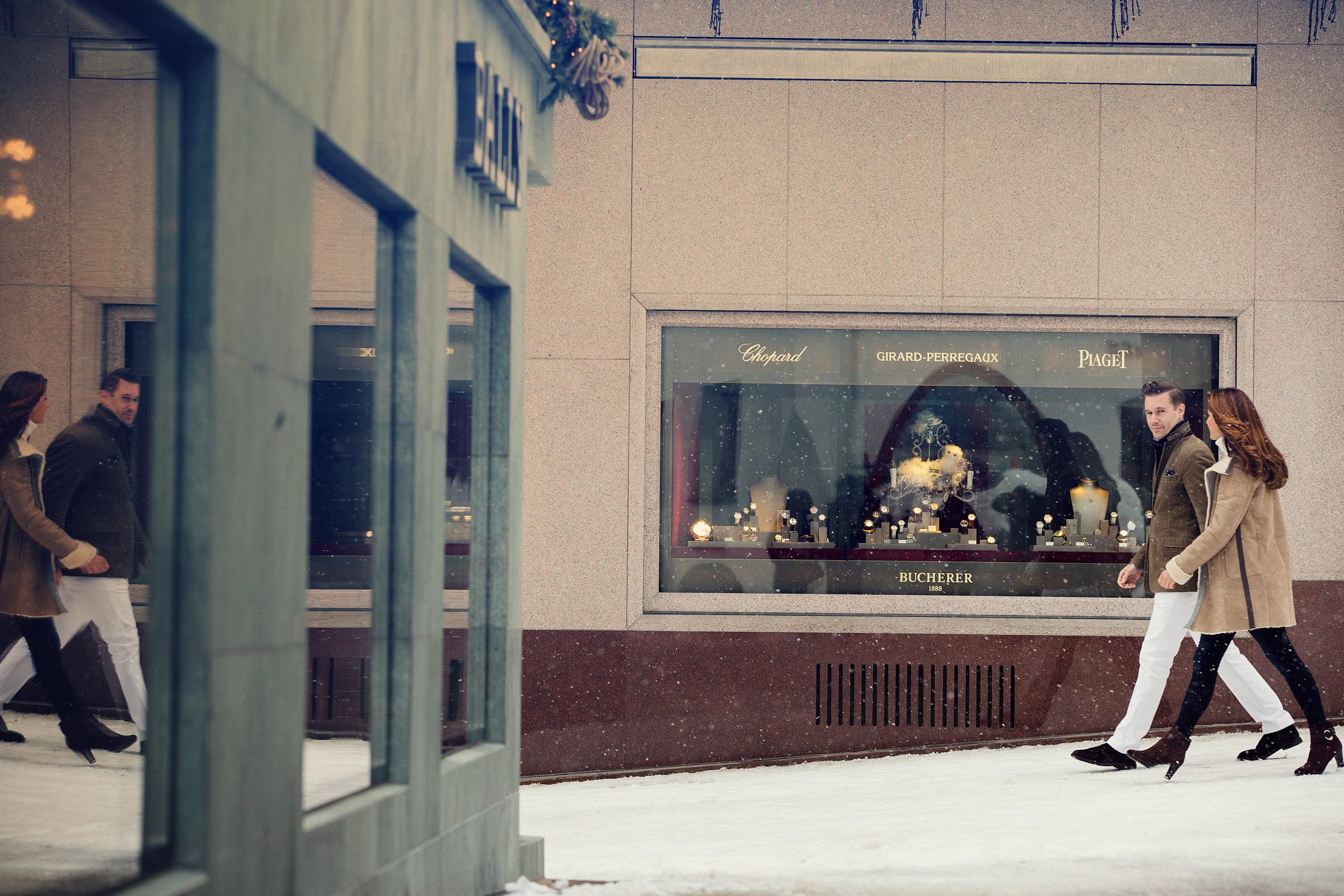 St. Moritz Shopping