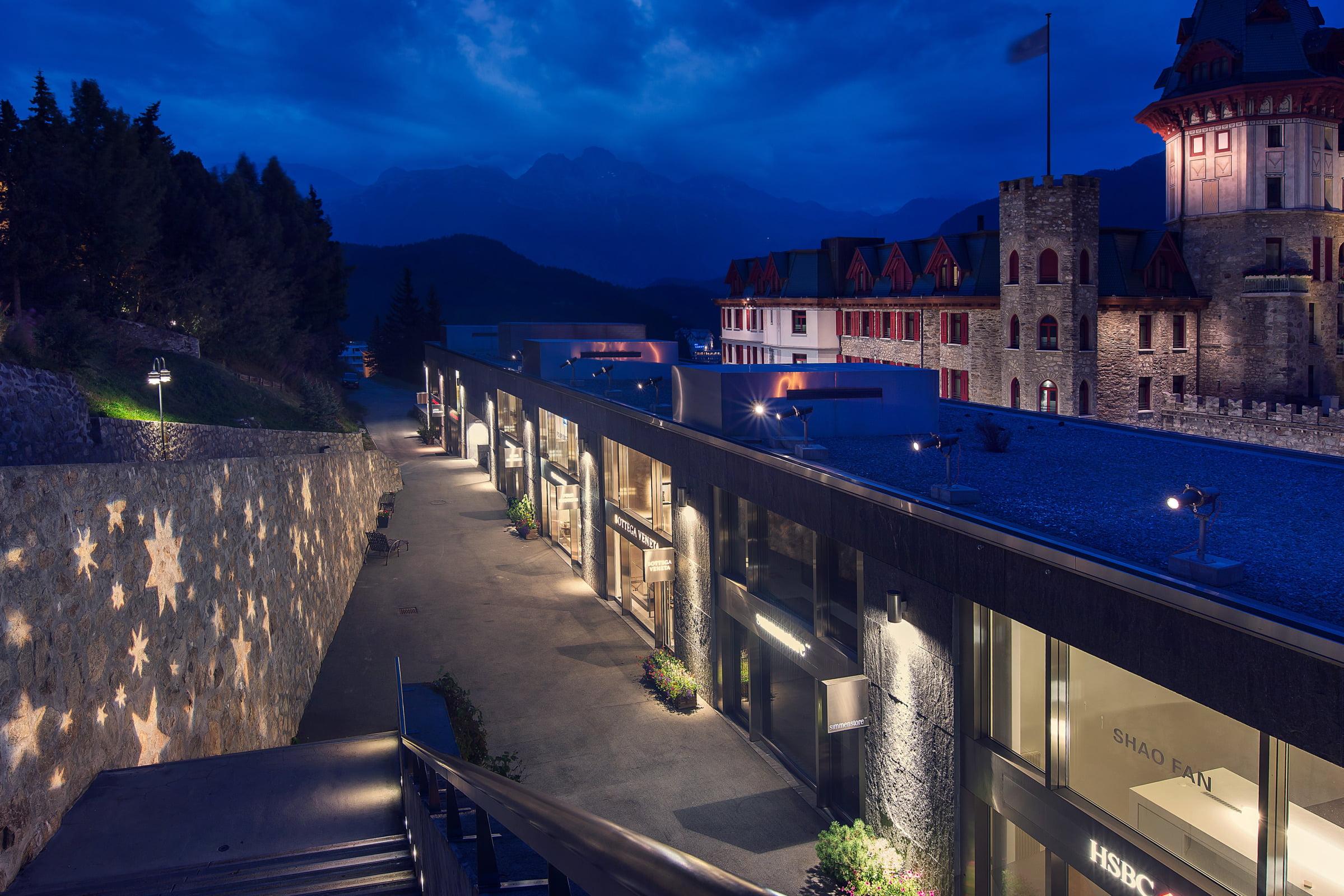 Shopping St. Moritz