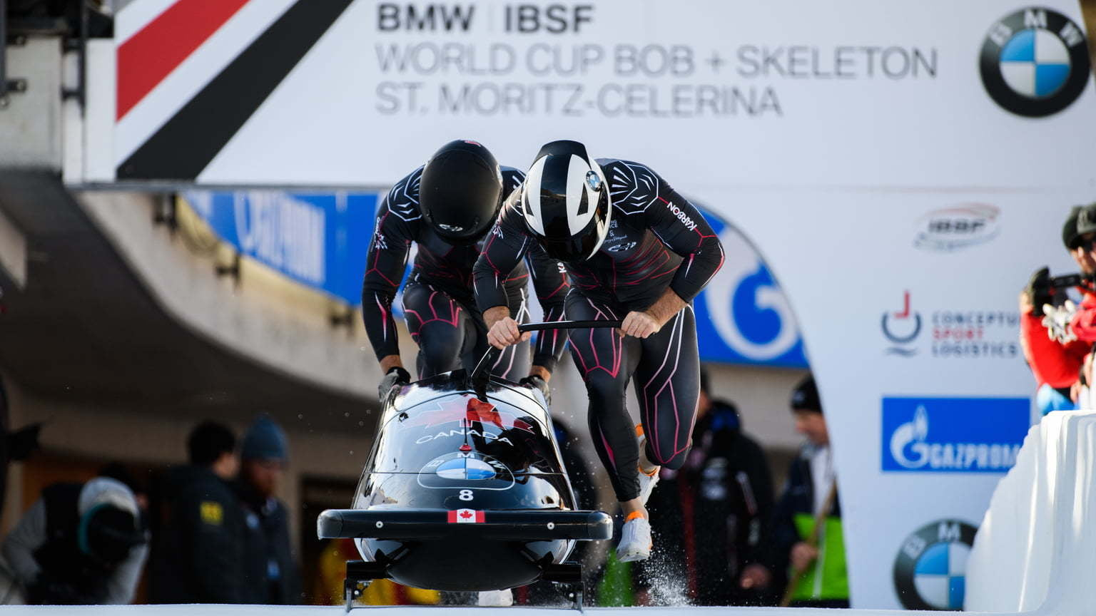 BMW IBSF WORLD CUP: BOBSLEIGH & SKELETON