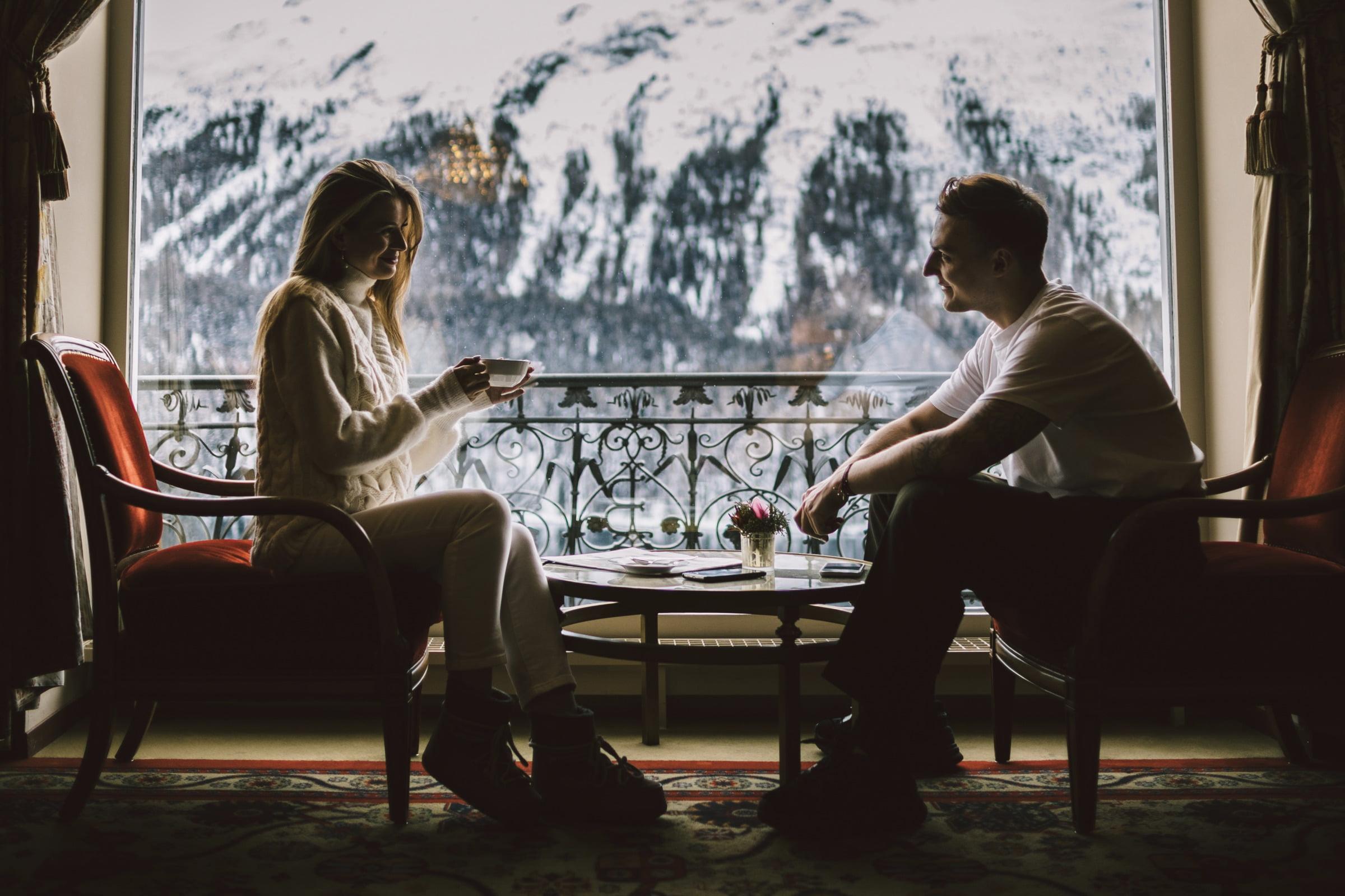 "Magazin ""St. Moritz"""