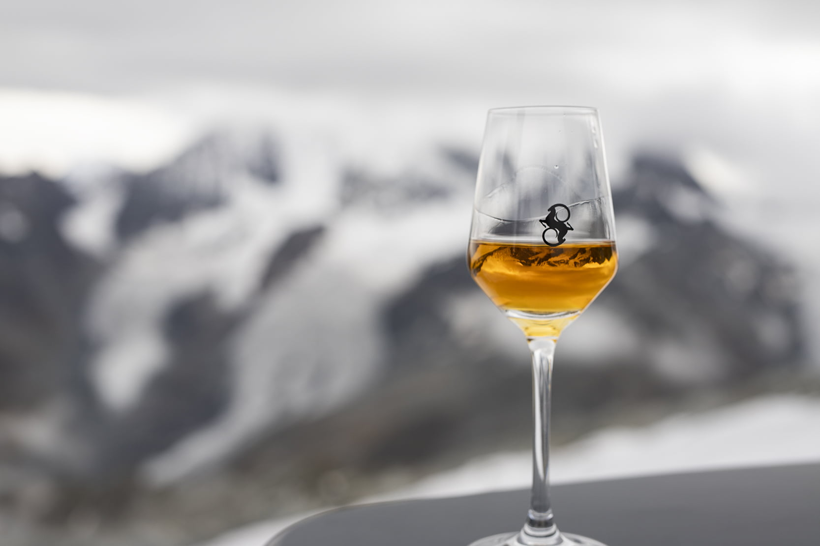 ORMA Whisky distillery on top of the mountain