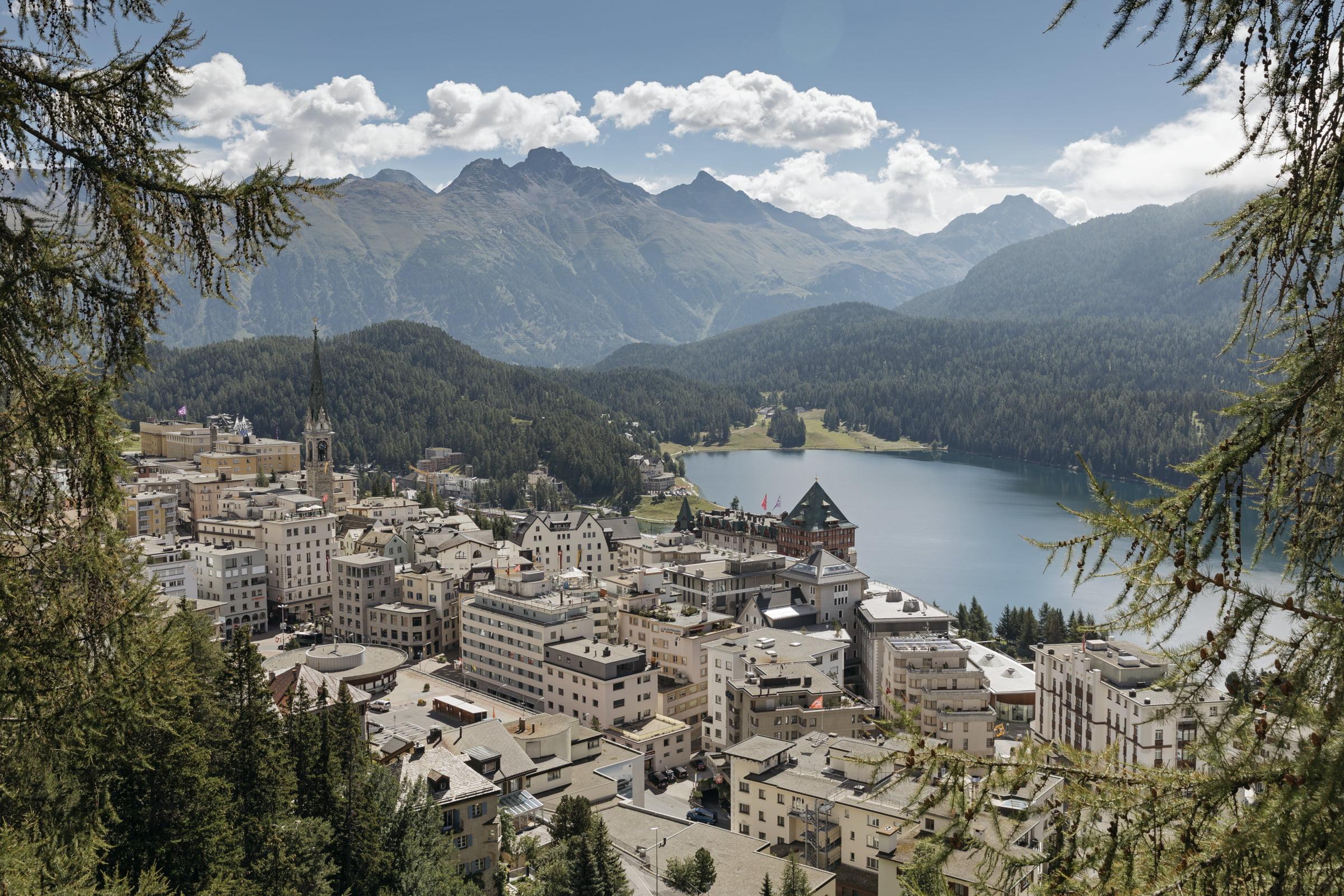 Hotels in St. Moritz online buchen