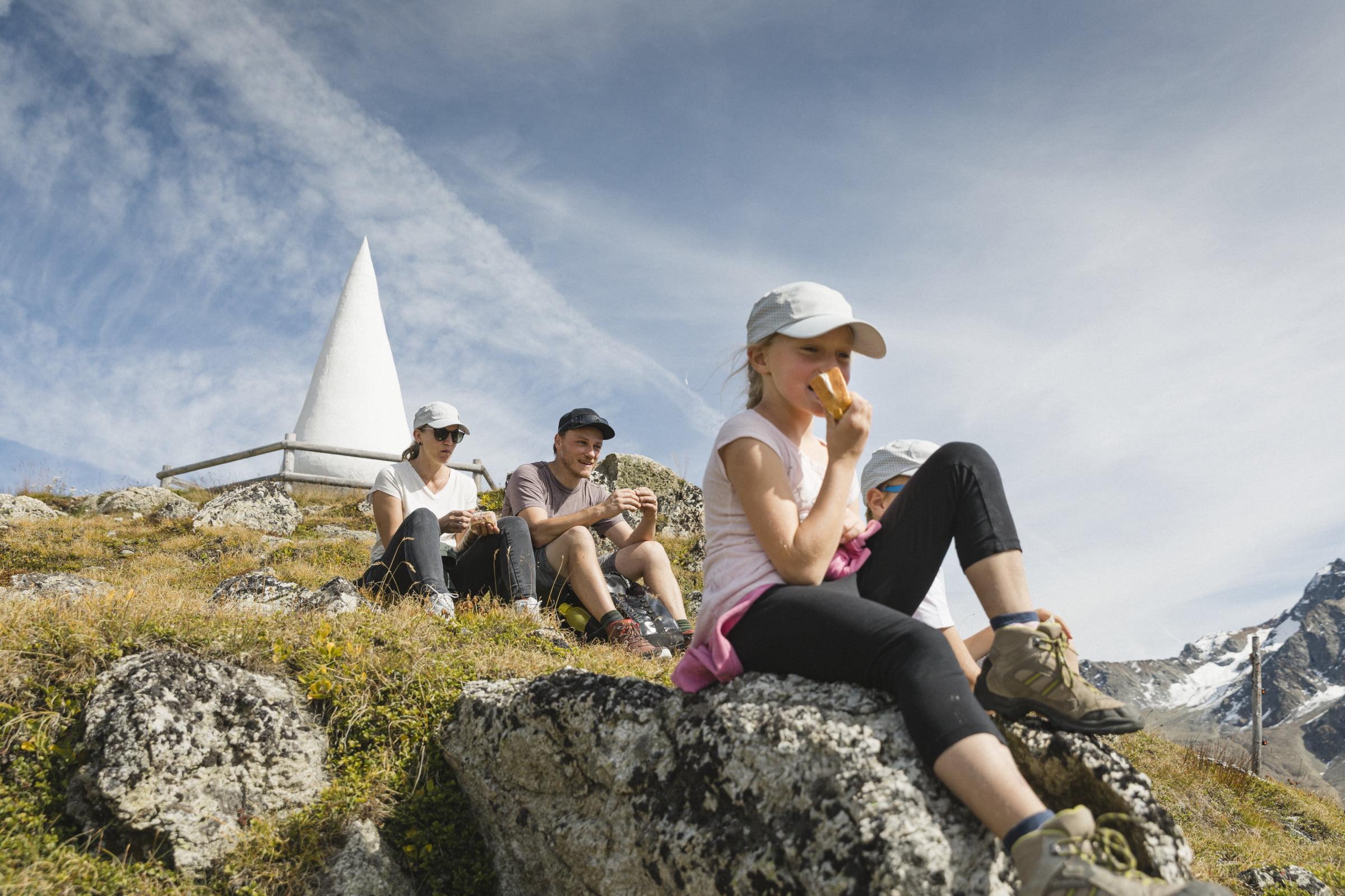13. Nationaler Wandertag der «Schweizer Familie» 2021