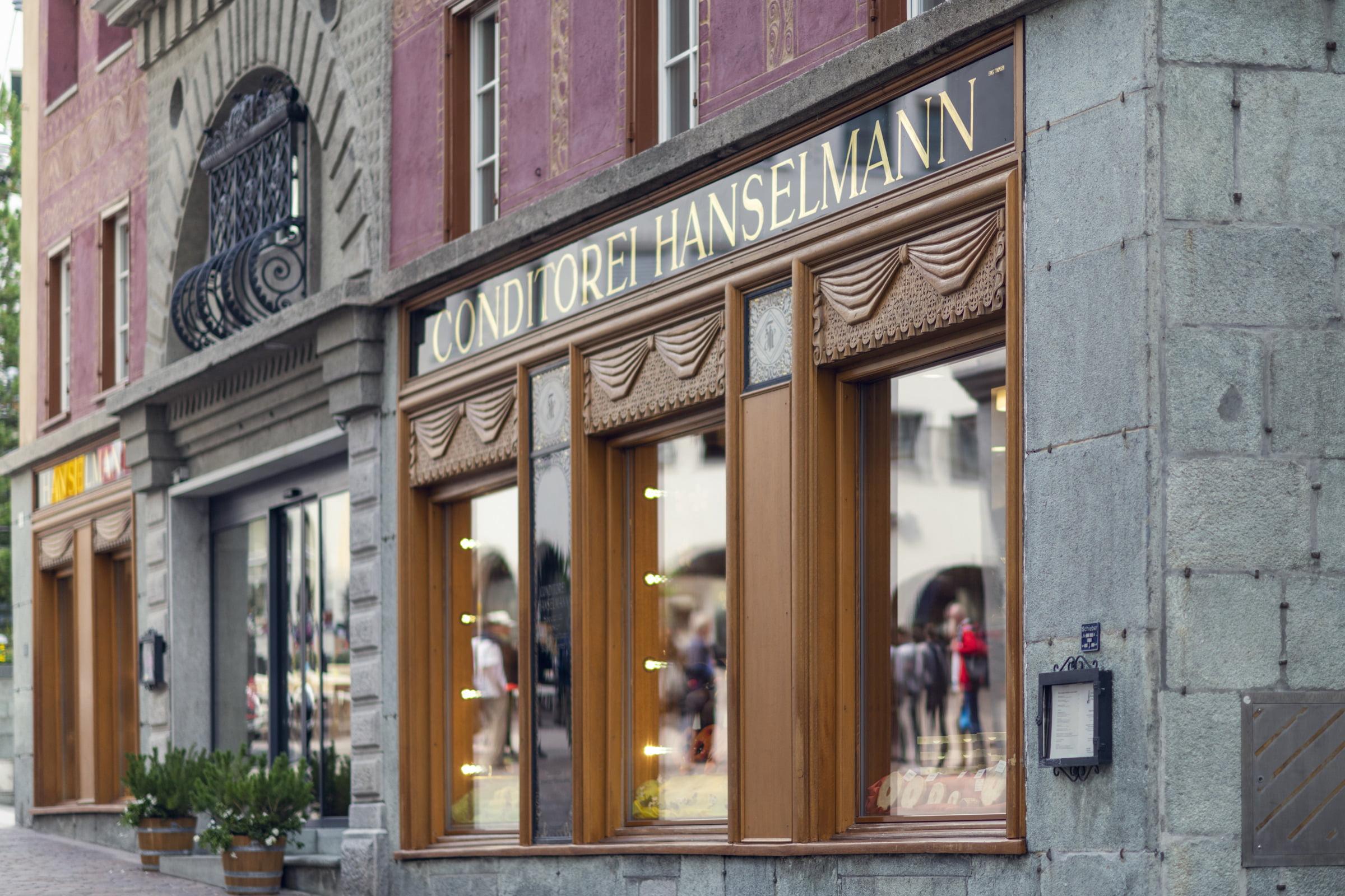 Konditorei Hanselmann