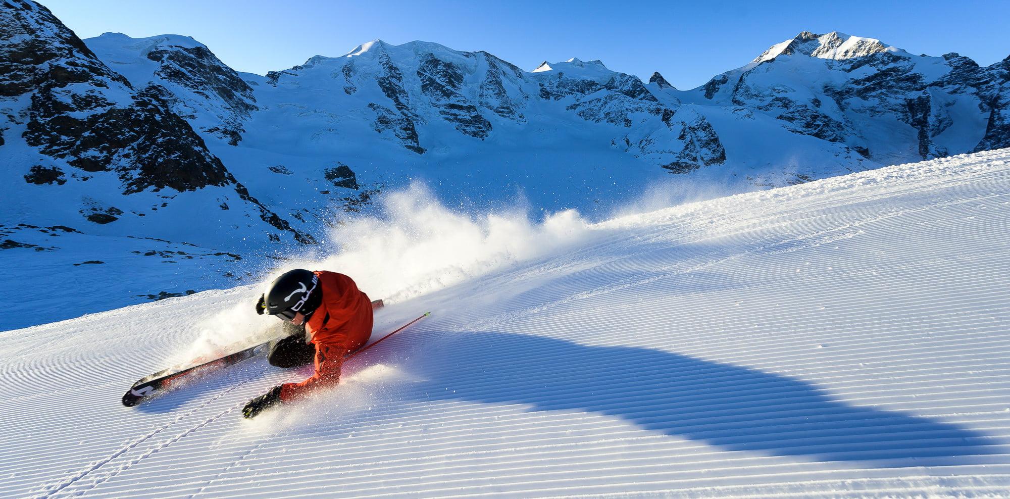 Diavolezza & Lagalb for winter sports enthusiasts