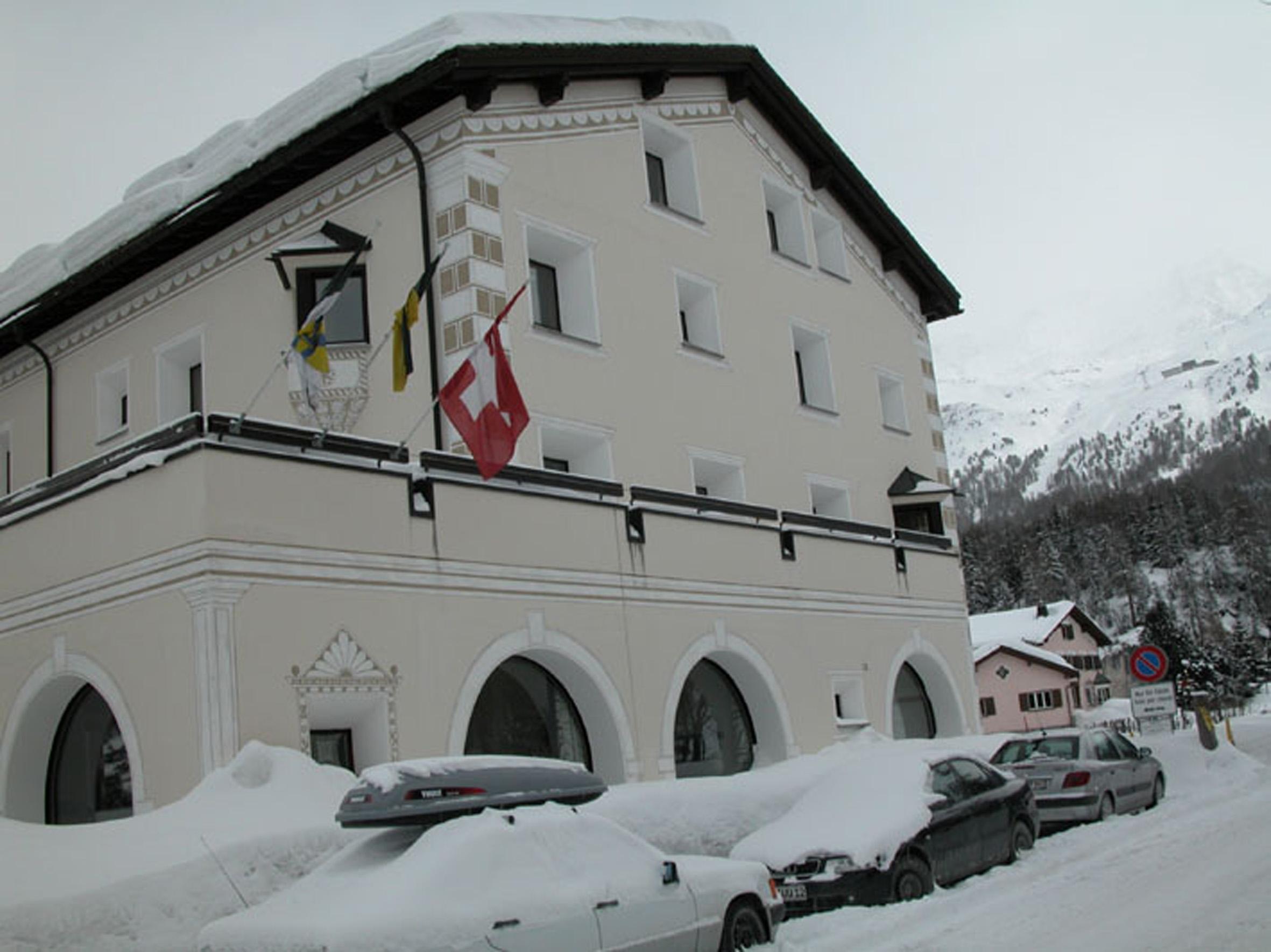 Hotel Silserhof
