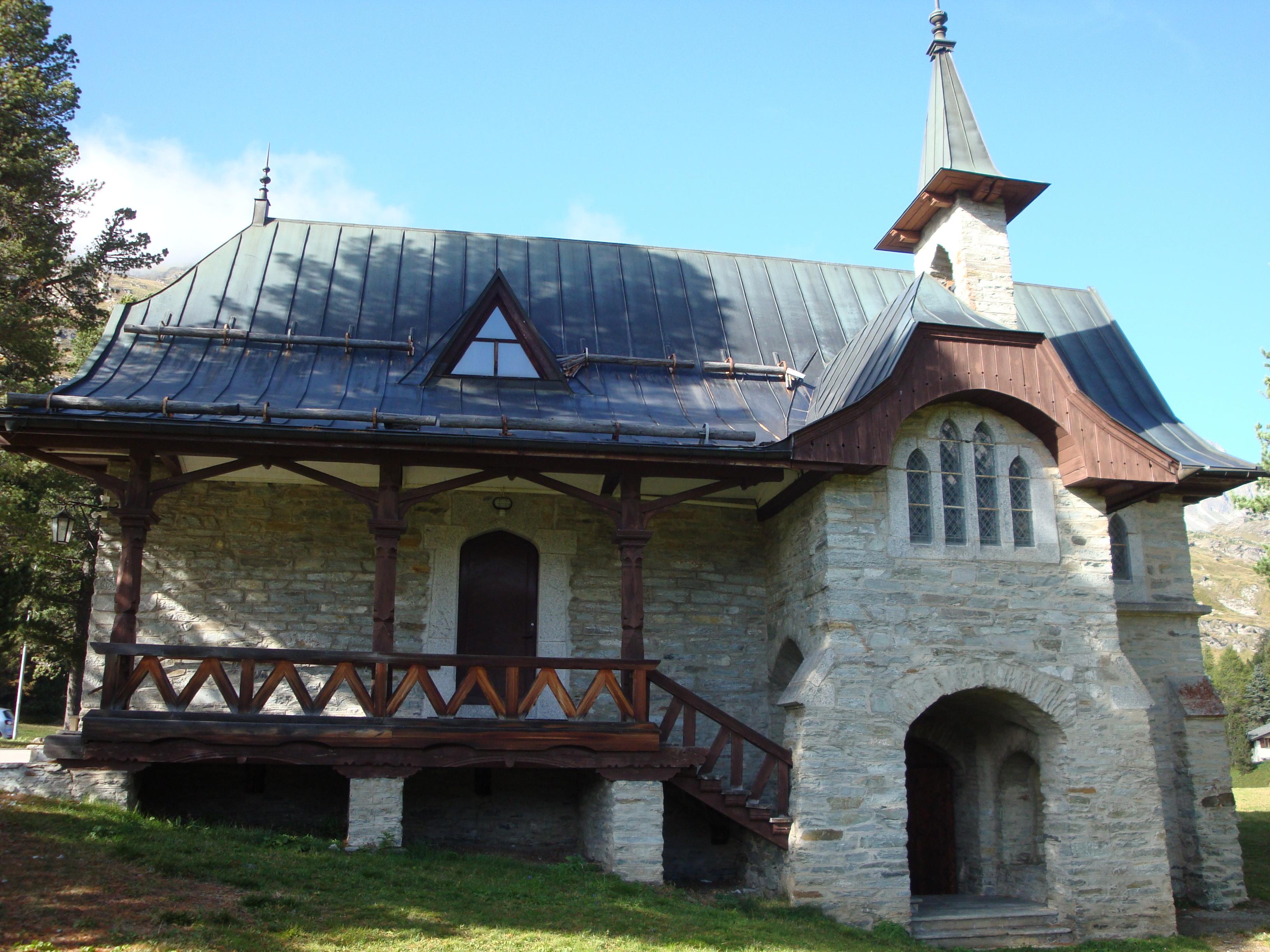 """Reformierte Kirche """"Ulrich Zwingli"""" Slide 3"""