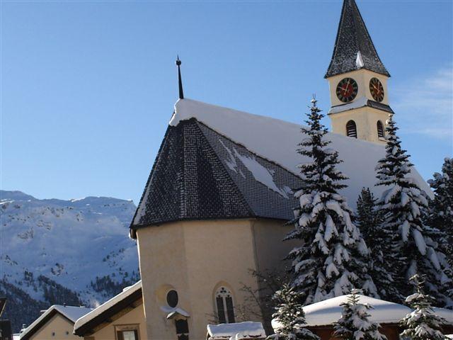 Evangelische Kirche Sta. Maria Slide 1