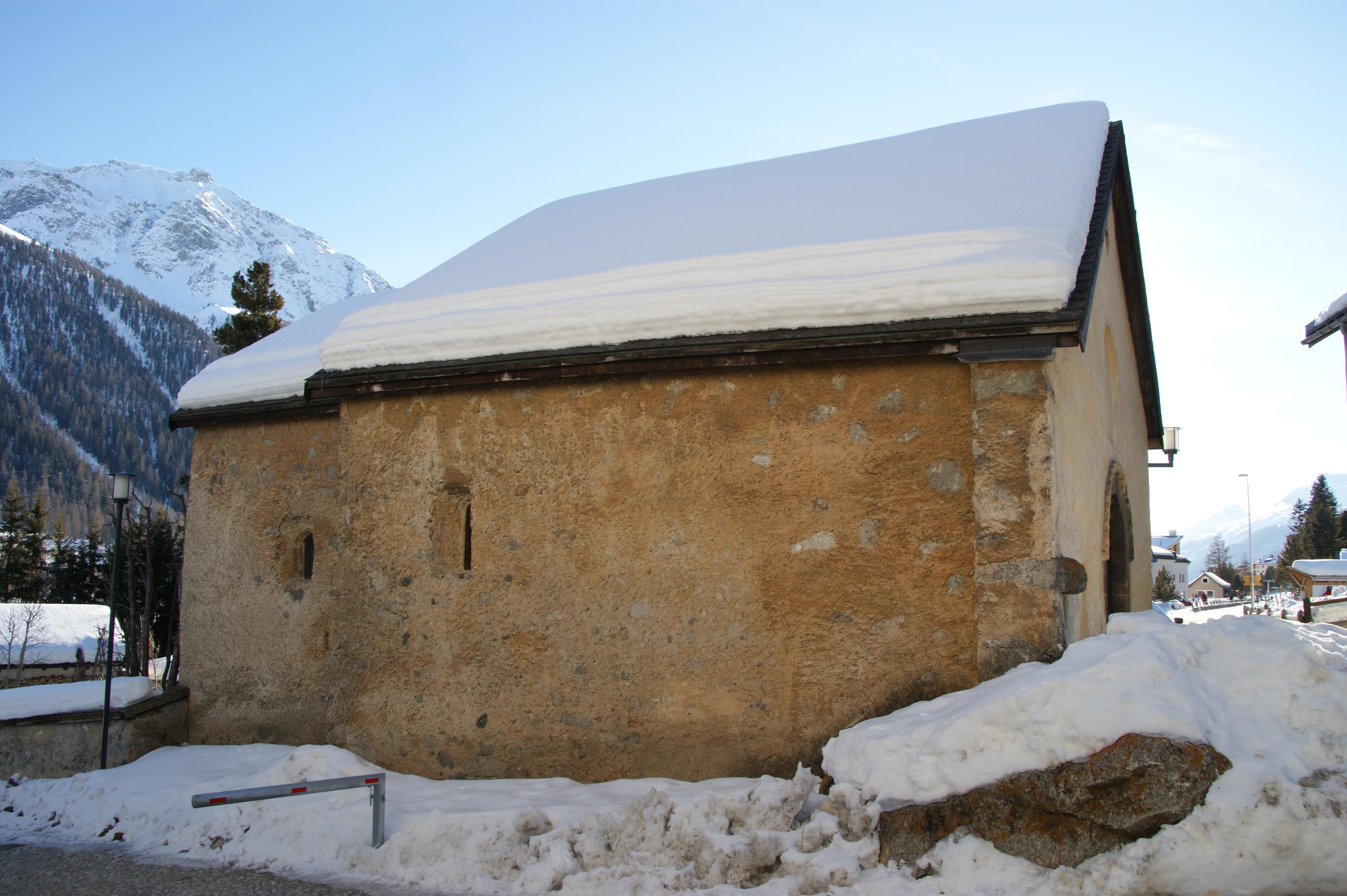 Kapelle San Bastiaun Slide 2