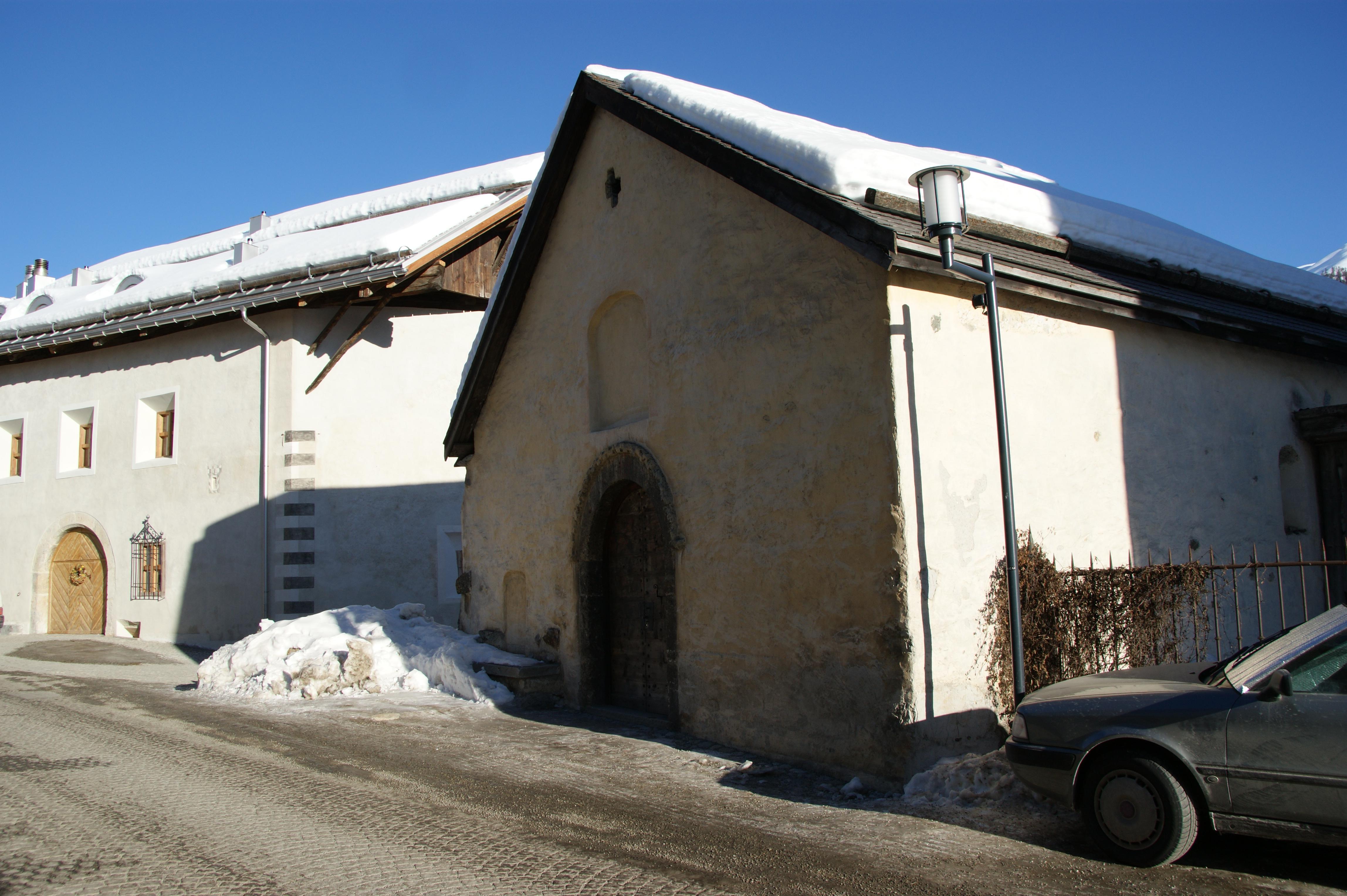 Kapelle San Bastiaun Slide 3