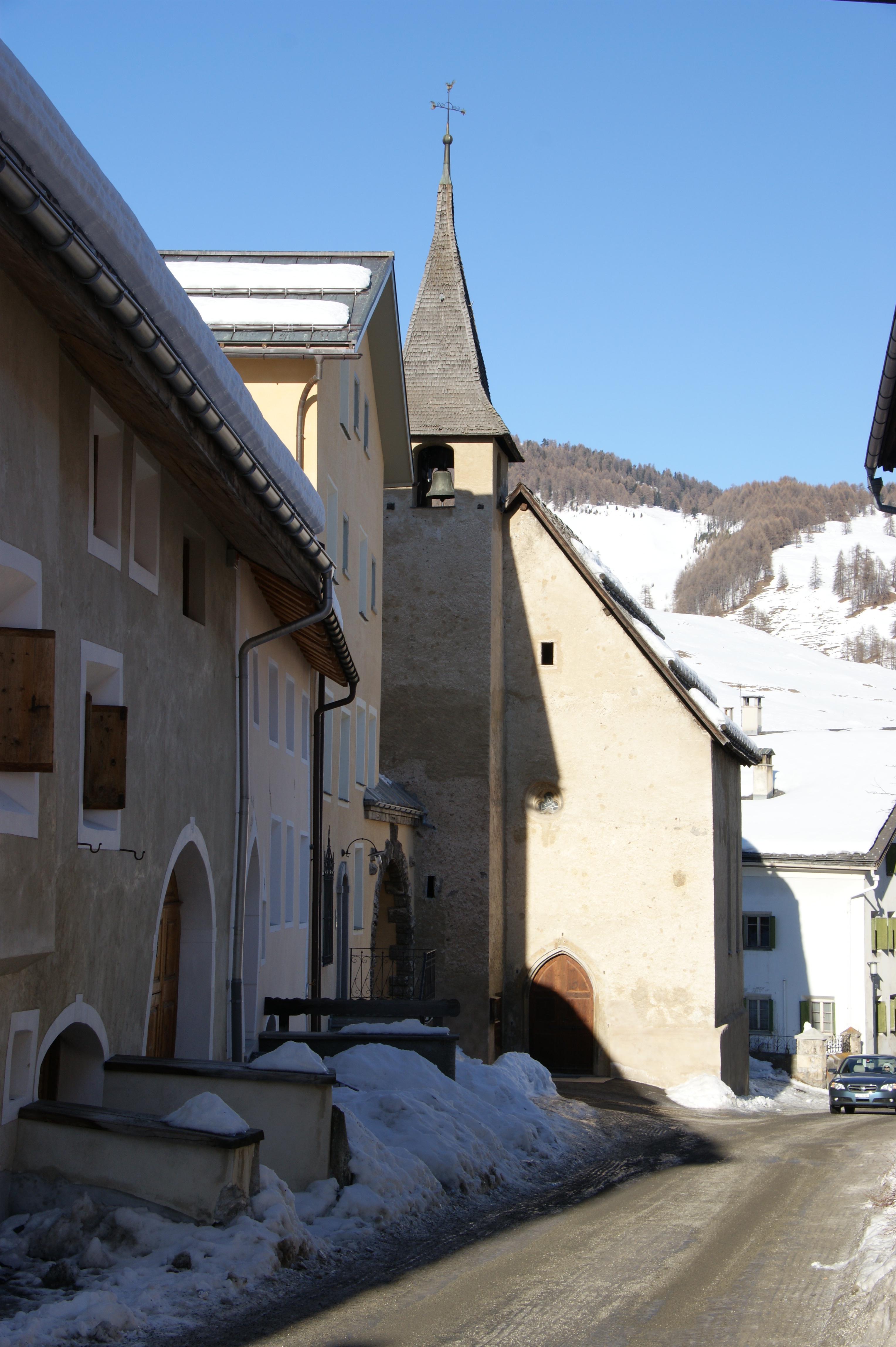 Katholische Kirche Santa Chatrigna Slide 1