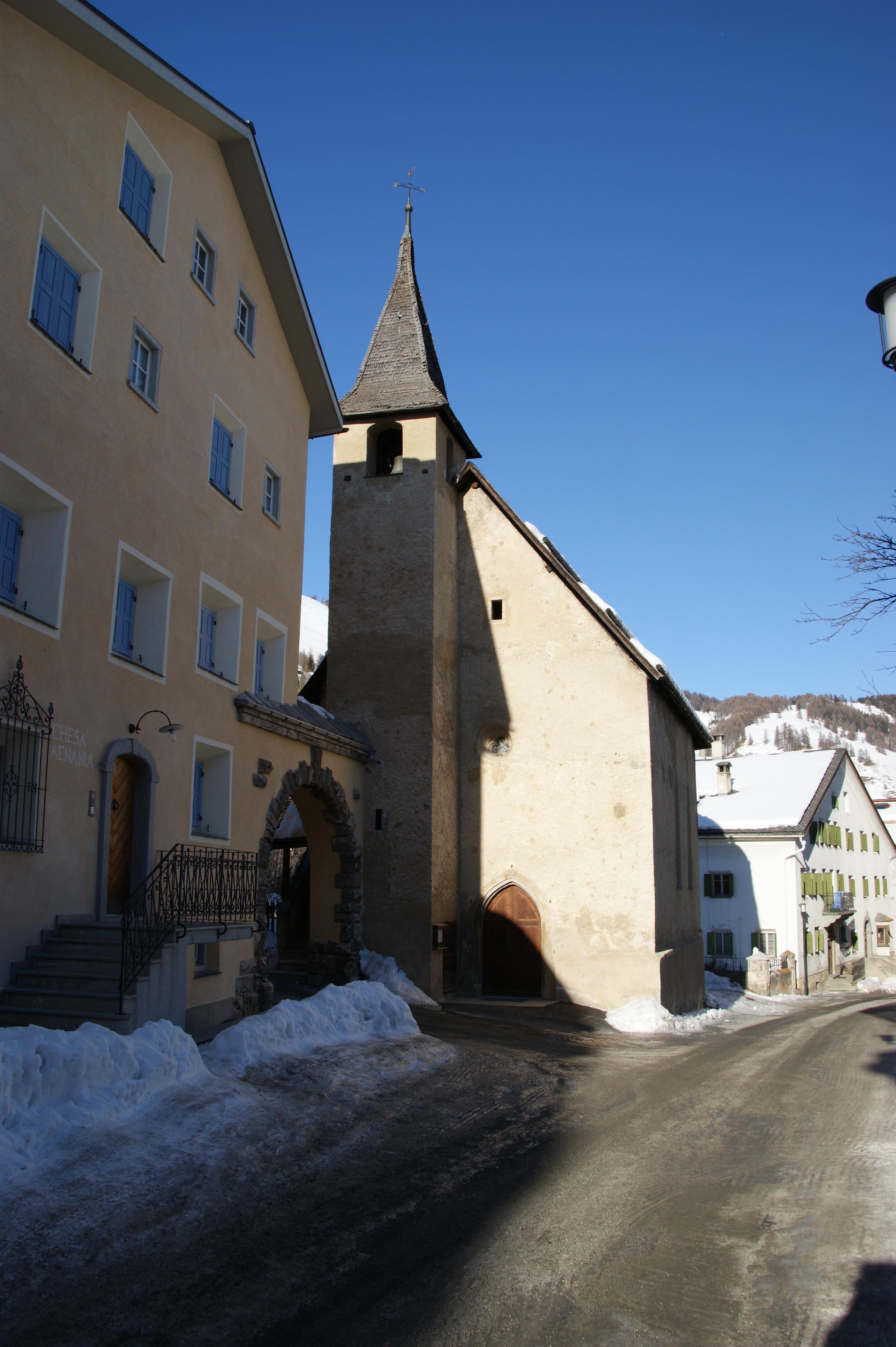 Katholische Kirche Santa Chatrigna Slide 2