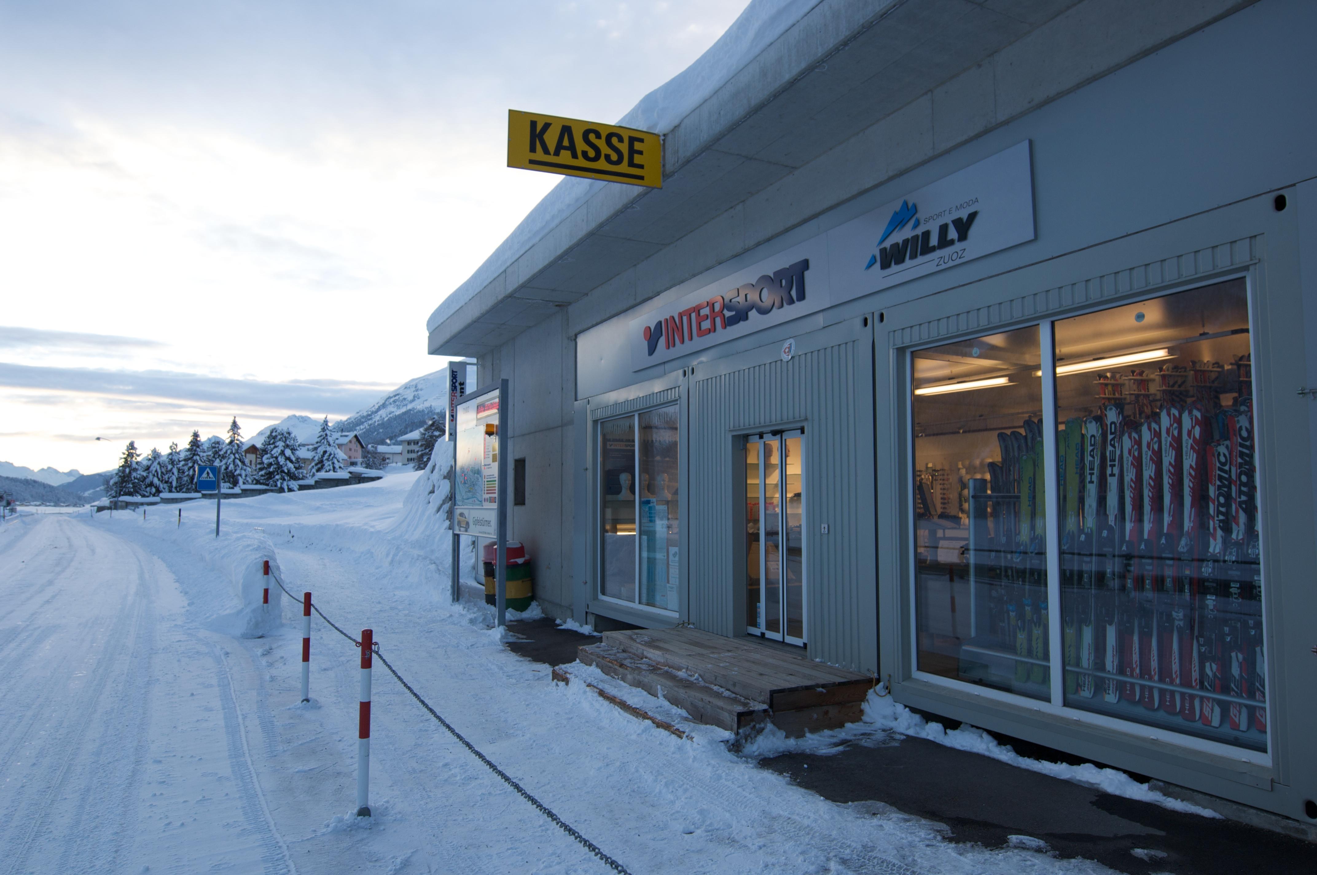 Willy Sport Rent Station Slide 2