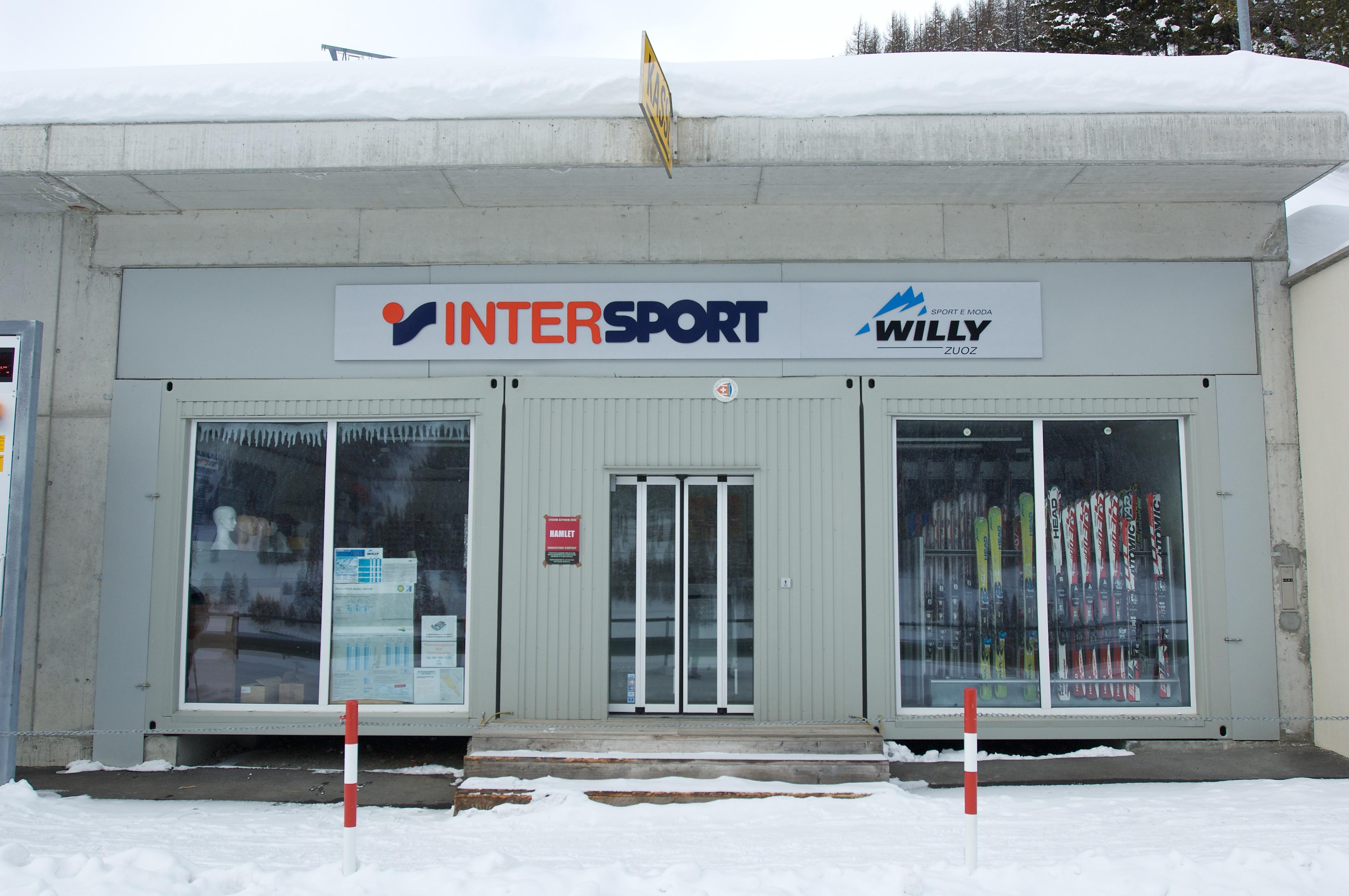 Willy Sport Rent Station Slide 1