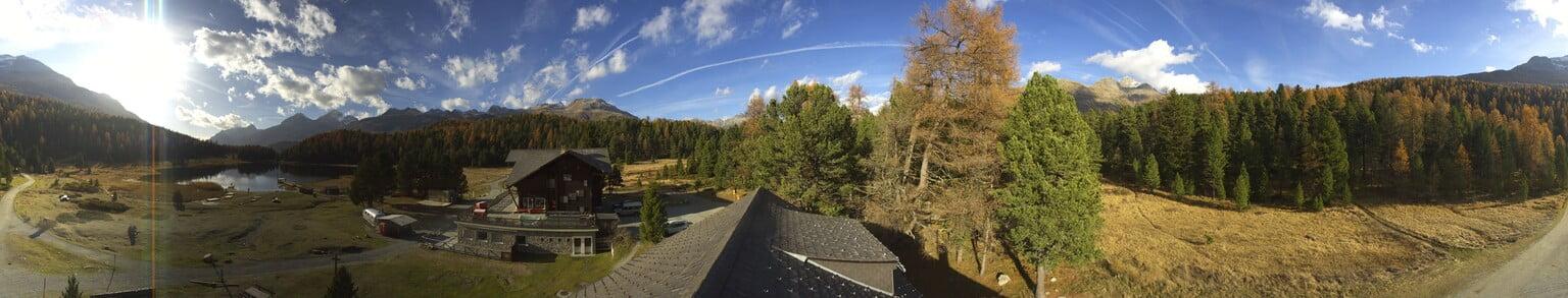 St. Moritz Lake Staz