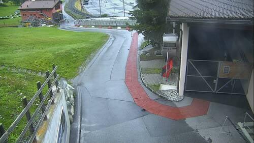 Webcam Celerina Marguns Stazione a valle