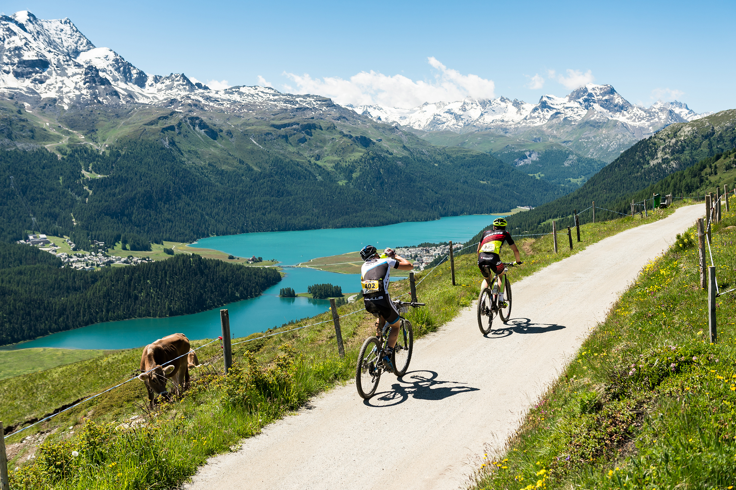 Vaude Engadin Bike Giro