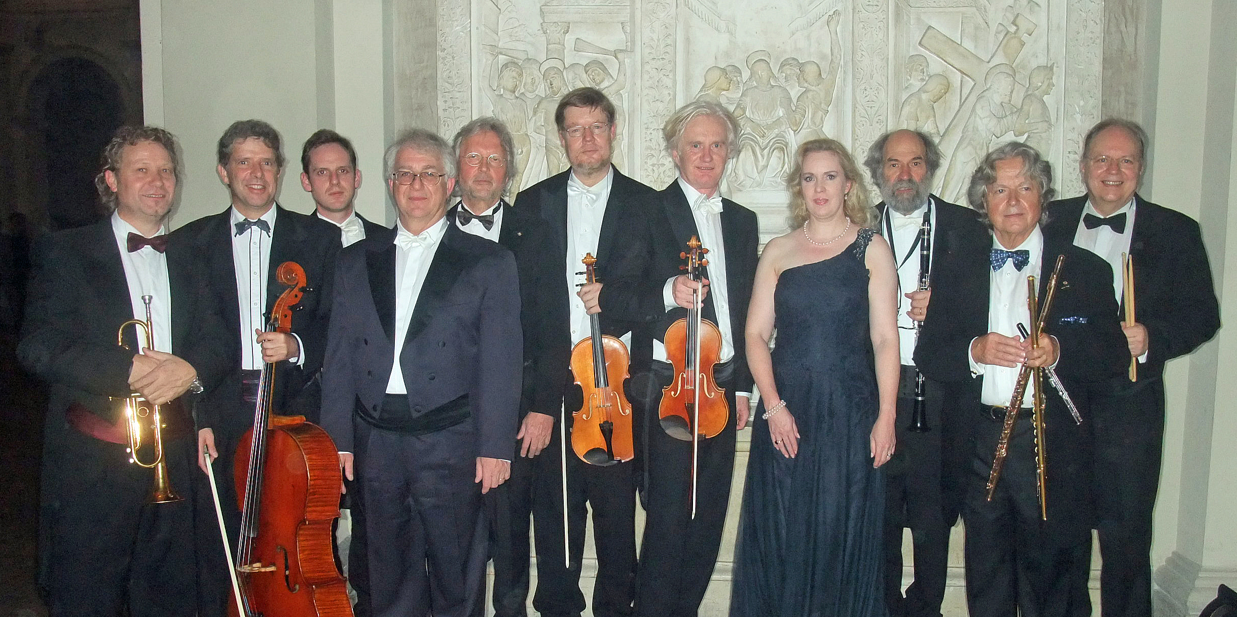 Morning Concert by the St. Moritz Salon Orchestra