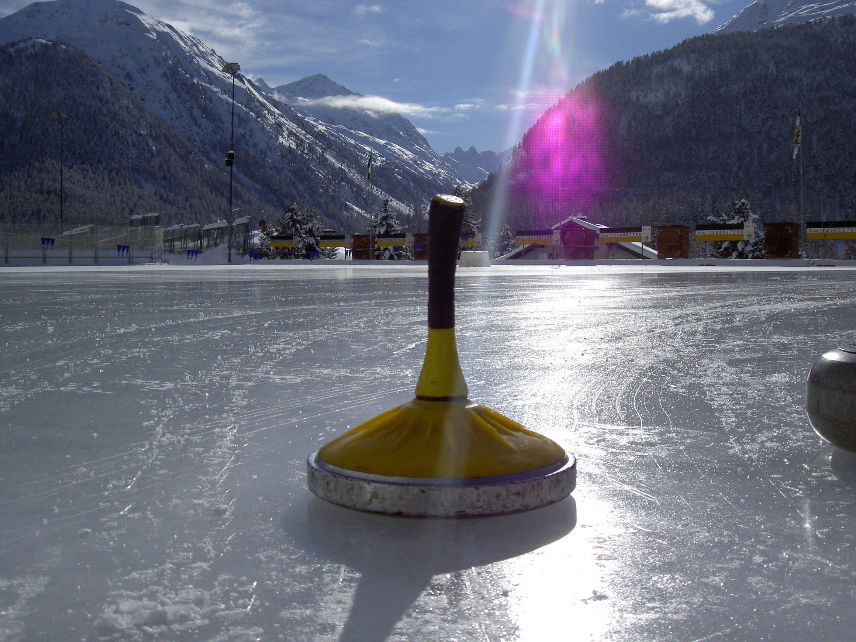 free bavarian curling matches