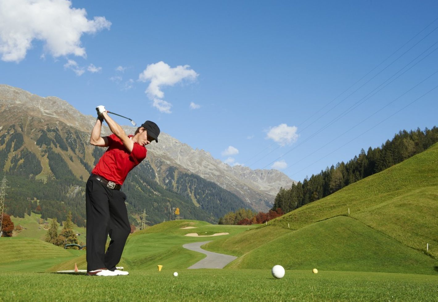 Sport: Swiss Golf Week