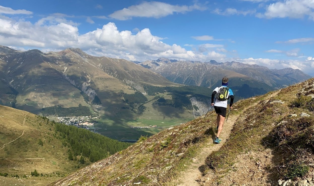 Trailrunning: Engadin Ultra Trail
