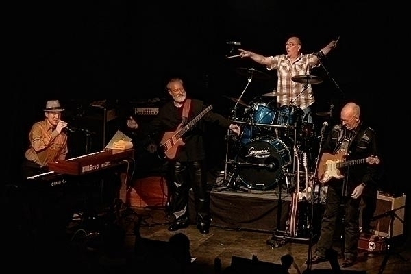 Haupt-Konzert: Band Goes Wild