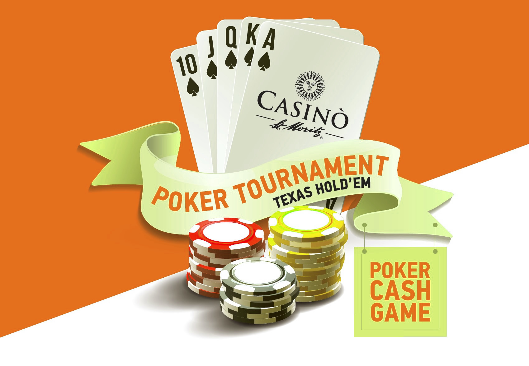 Casino: Poker Tournament Texas Hold´em & Cash Game