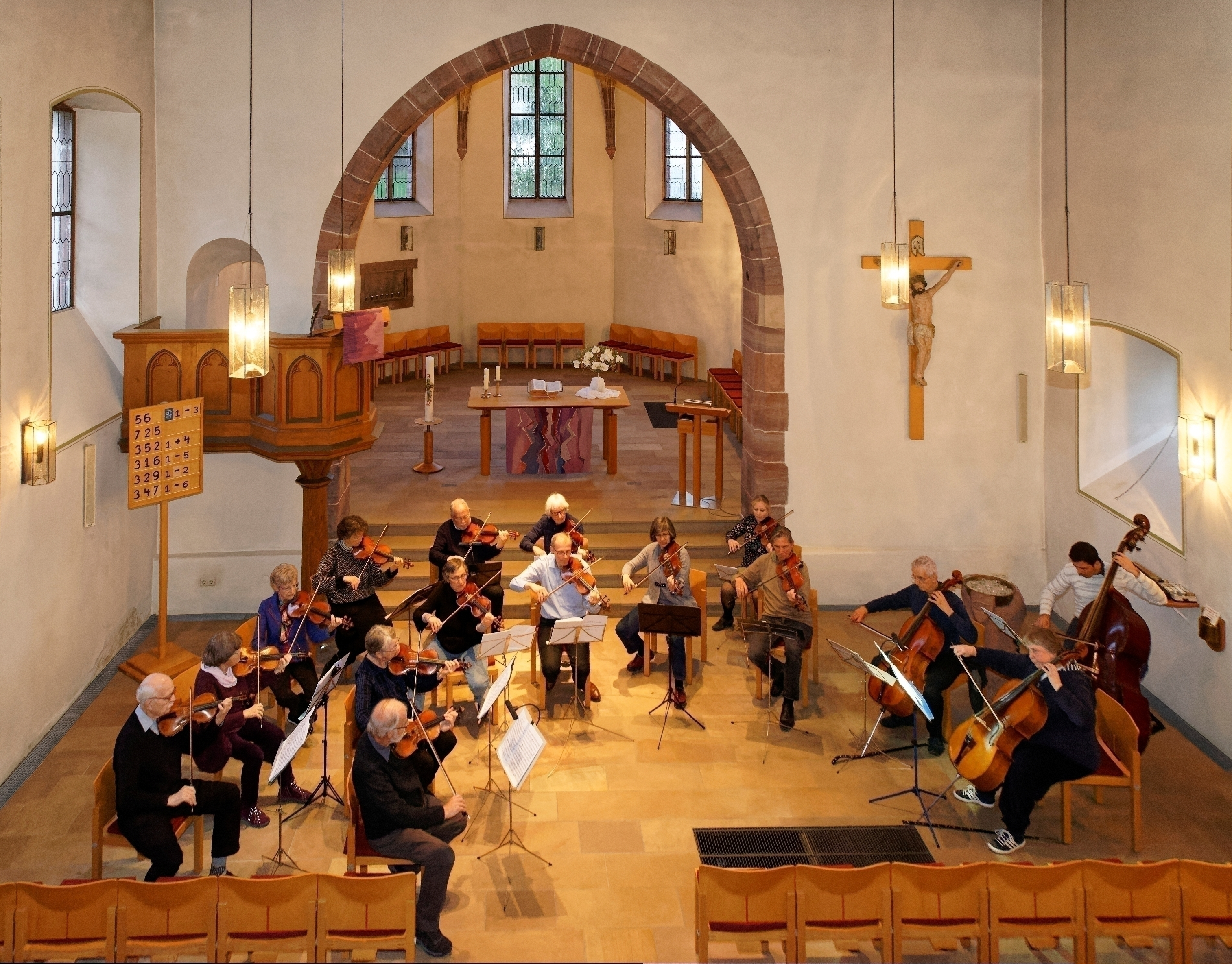 Closing concert by the Leimental Chamber Orchestra