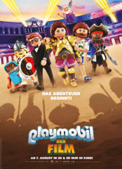 Kino: Playmobil - Der Film