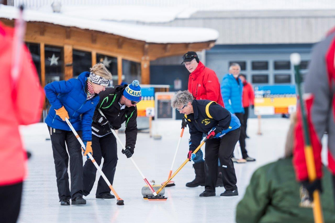 Curling: 1. Cetto Bar Cup