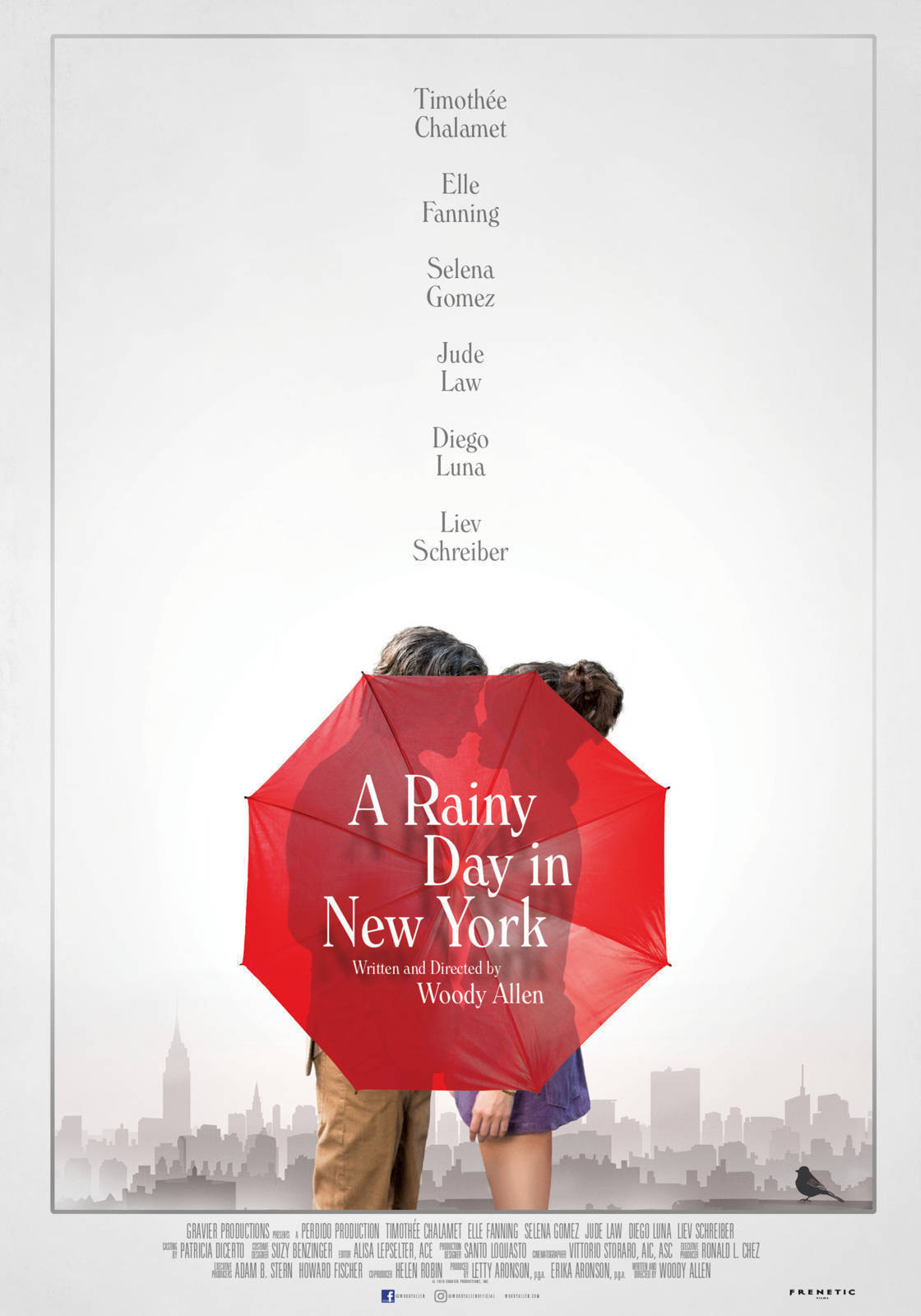 Kino: A rainy Day in New York - Premiere