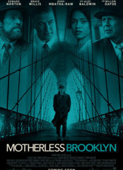 Kino: Motherless Brooklyn - Premiere