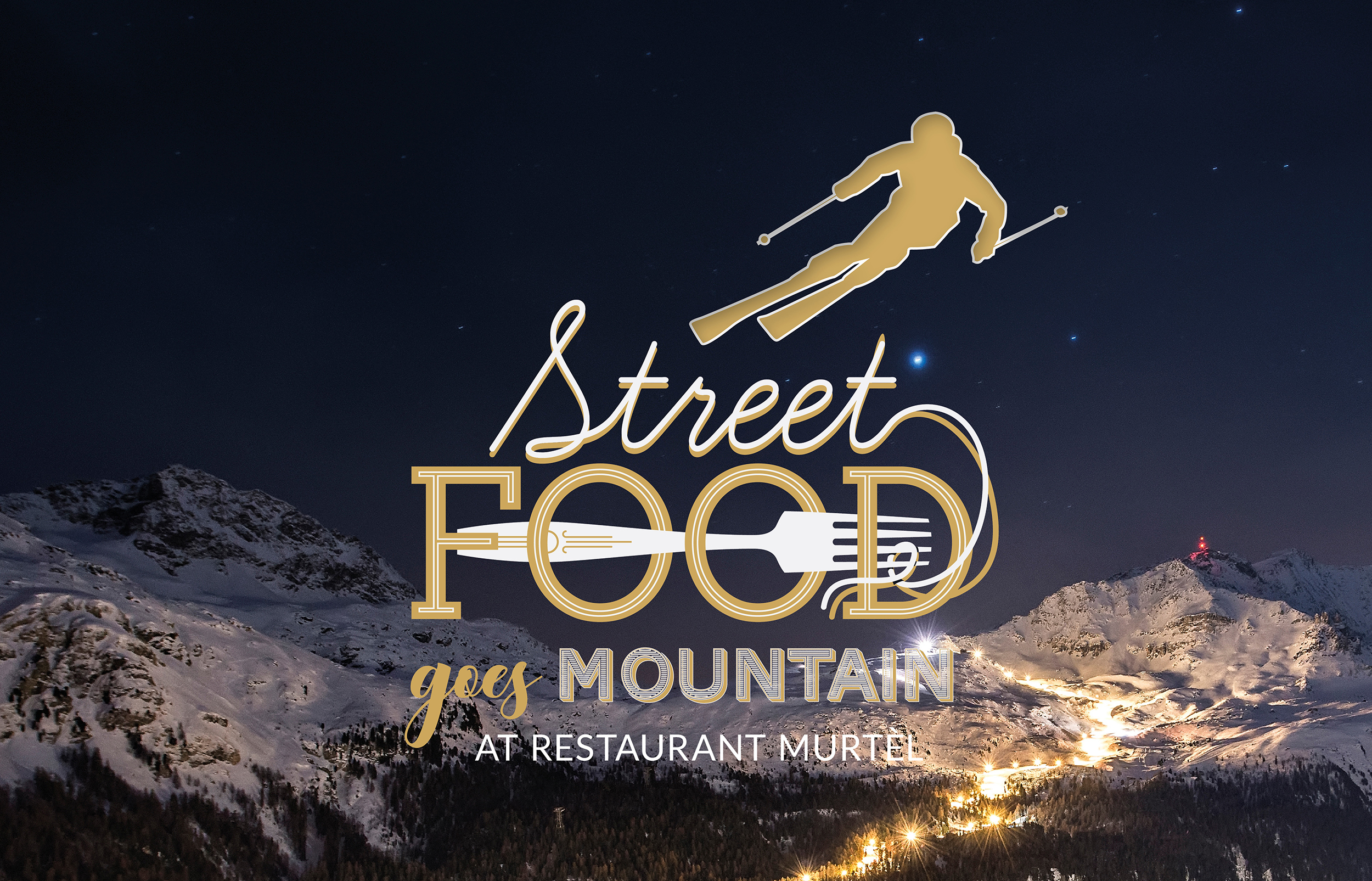Silvester Snow Night - Street Food goes Mountain