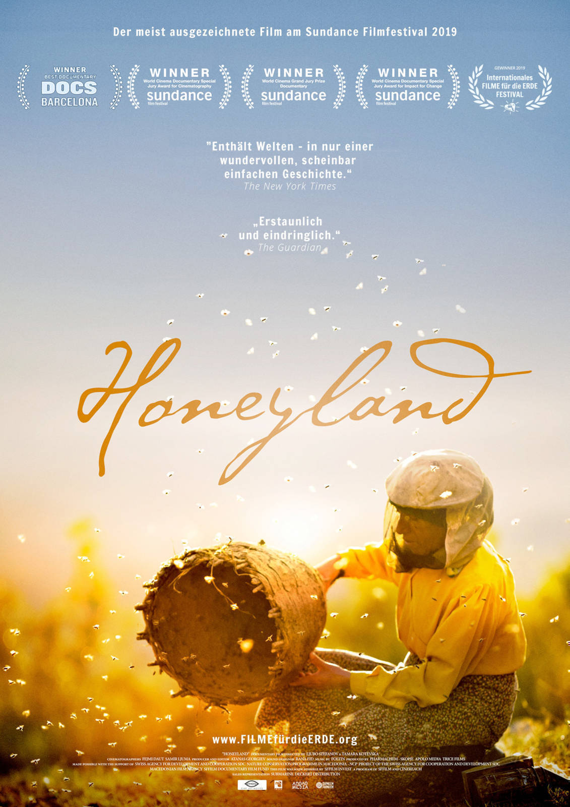 Kino: Honeyland