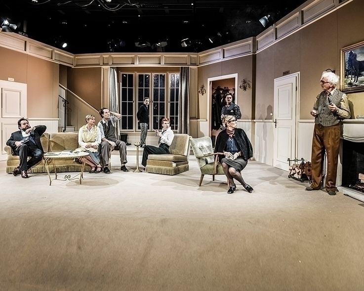 Theater: The mousetrap