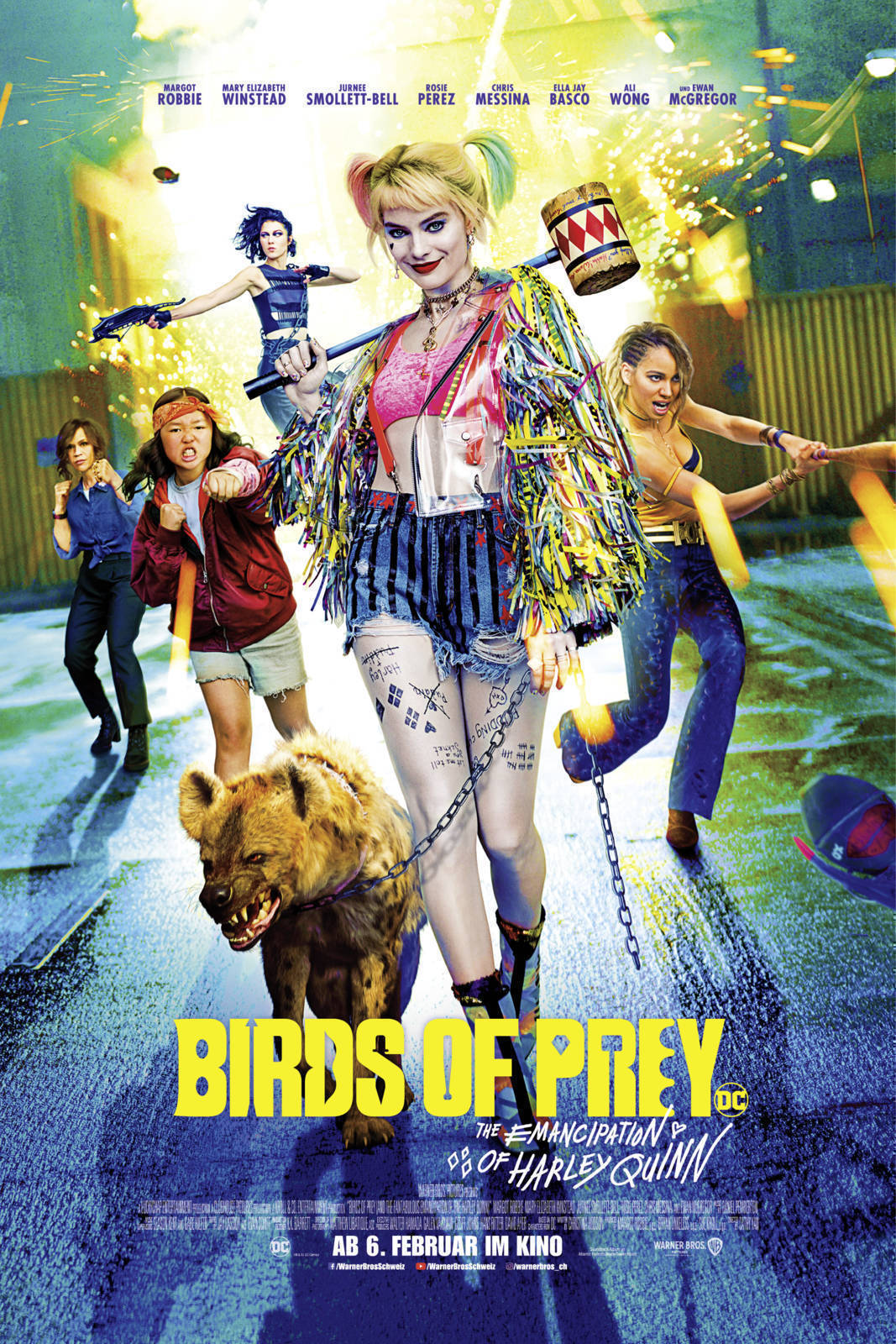 Kino: Bird´s of prey